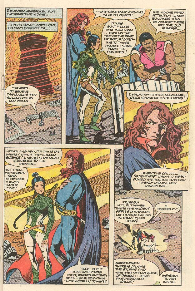 Read online Arion, Lord of Atlantis comic -  Issue #30 - 11