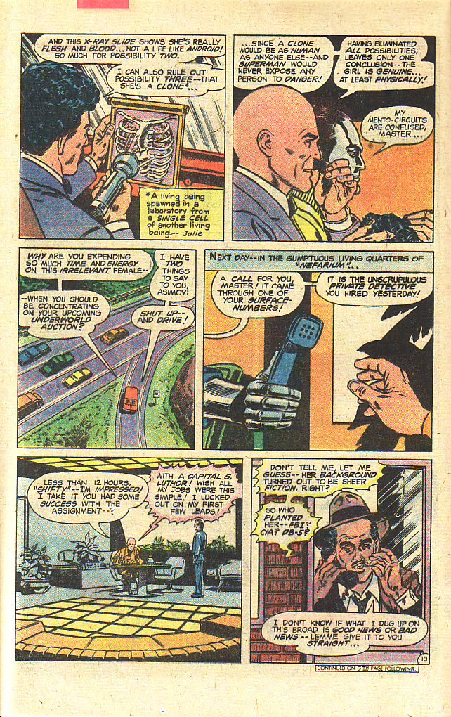 Read online Action Comics (1938) comic -  Issue #510 - 11