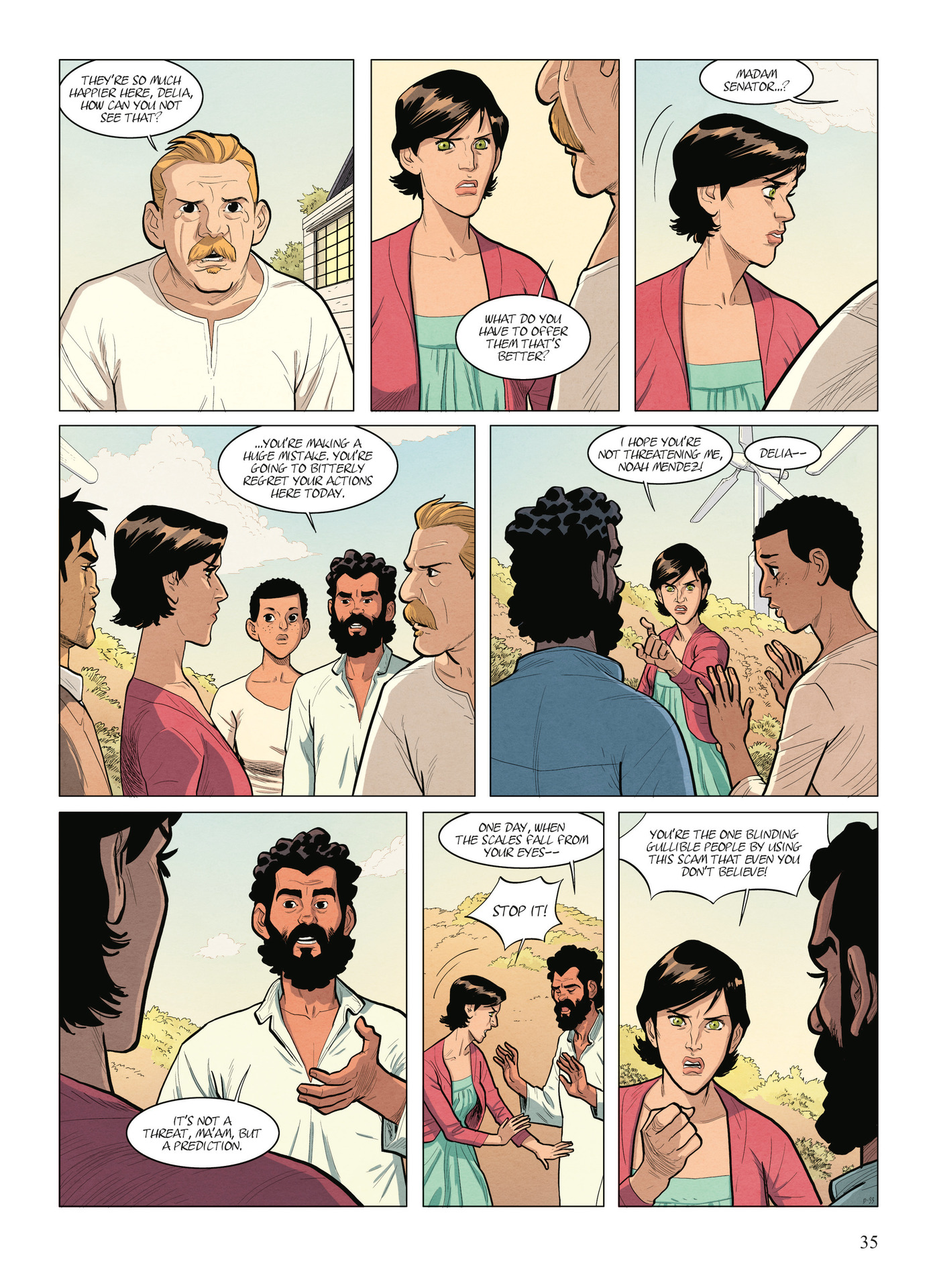 Read online Alter Ego comic -  Issue #9 - 37