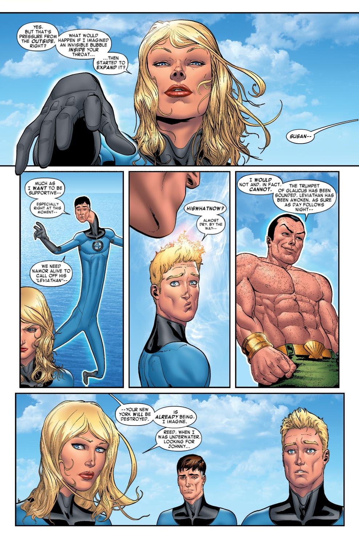 Read online Fantastic Four: Season One comic -  Issue # TPB - 99