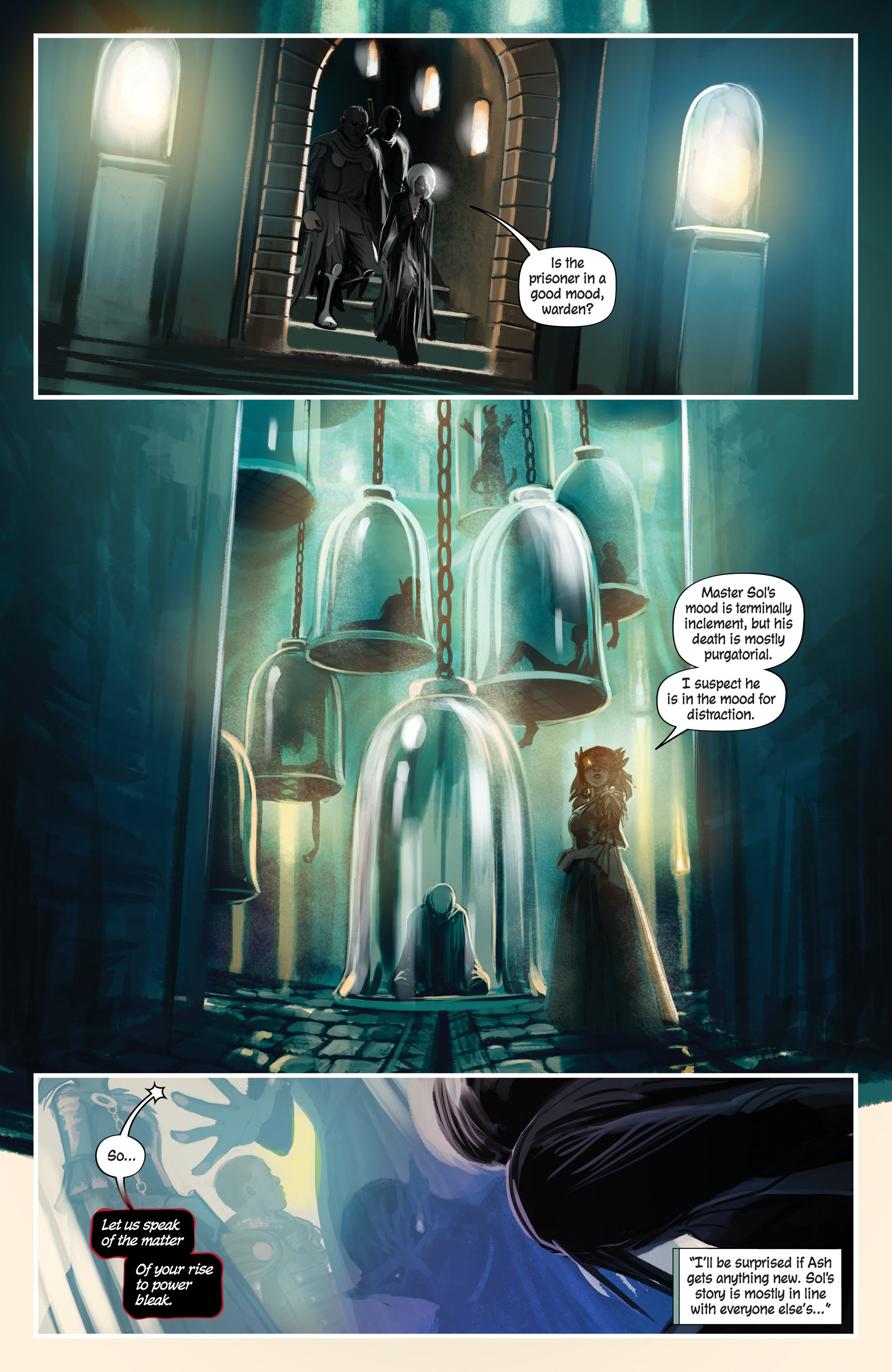 comico #8 - English 8