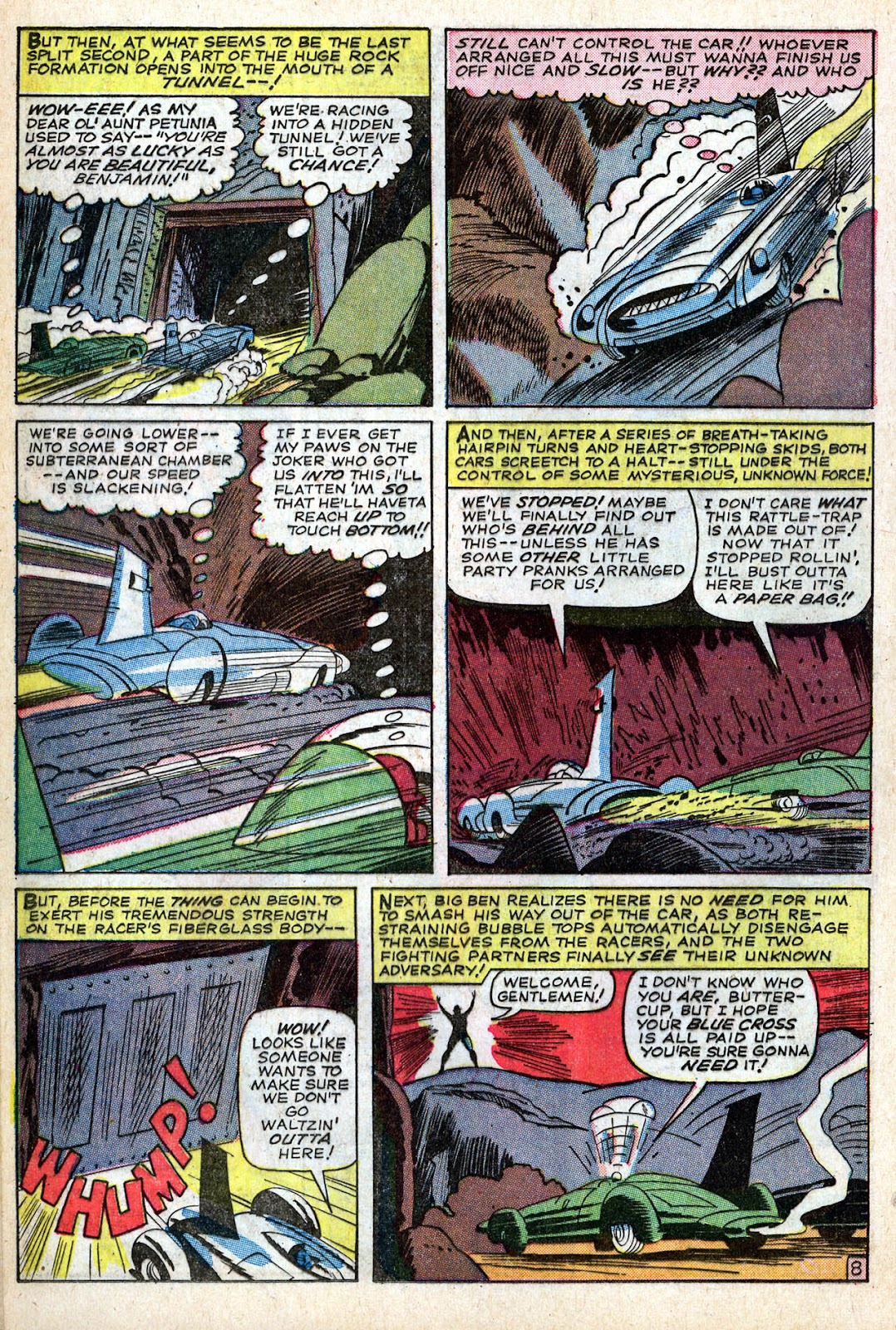 Comic Strange Tales (1951) issue 129