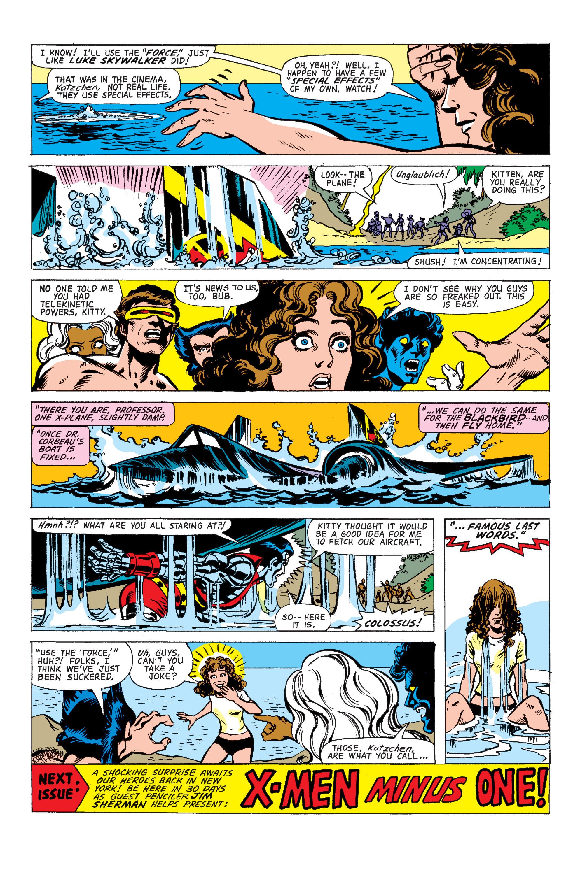 Read online Uncanny X-Men (1963) comic -  Issue #150 - 40