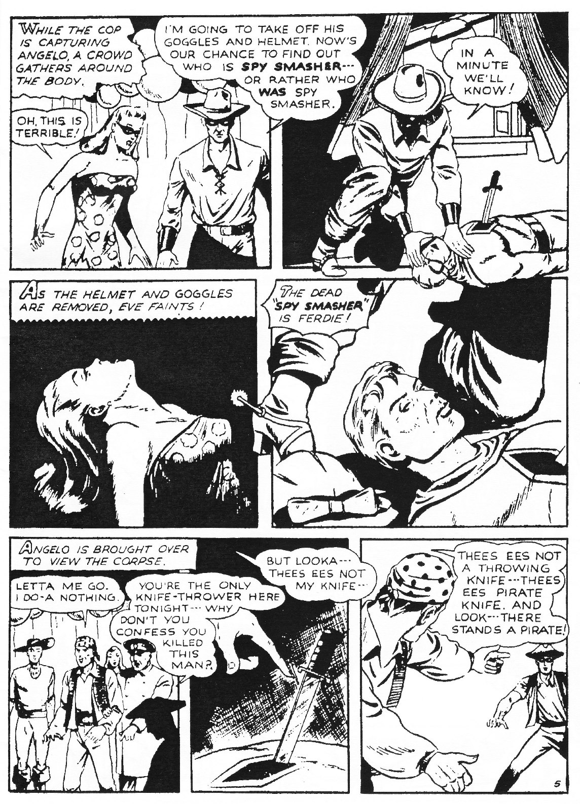 Read online Men of Mystery Comics comic -  Issue #77 - 21