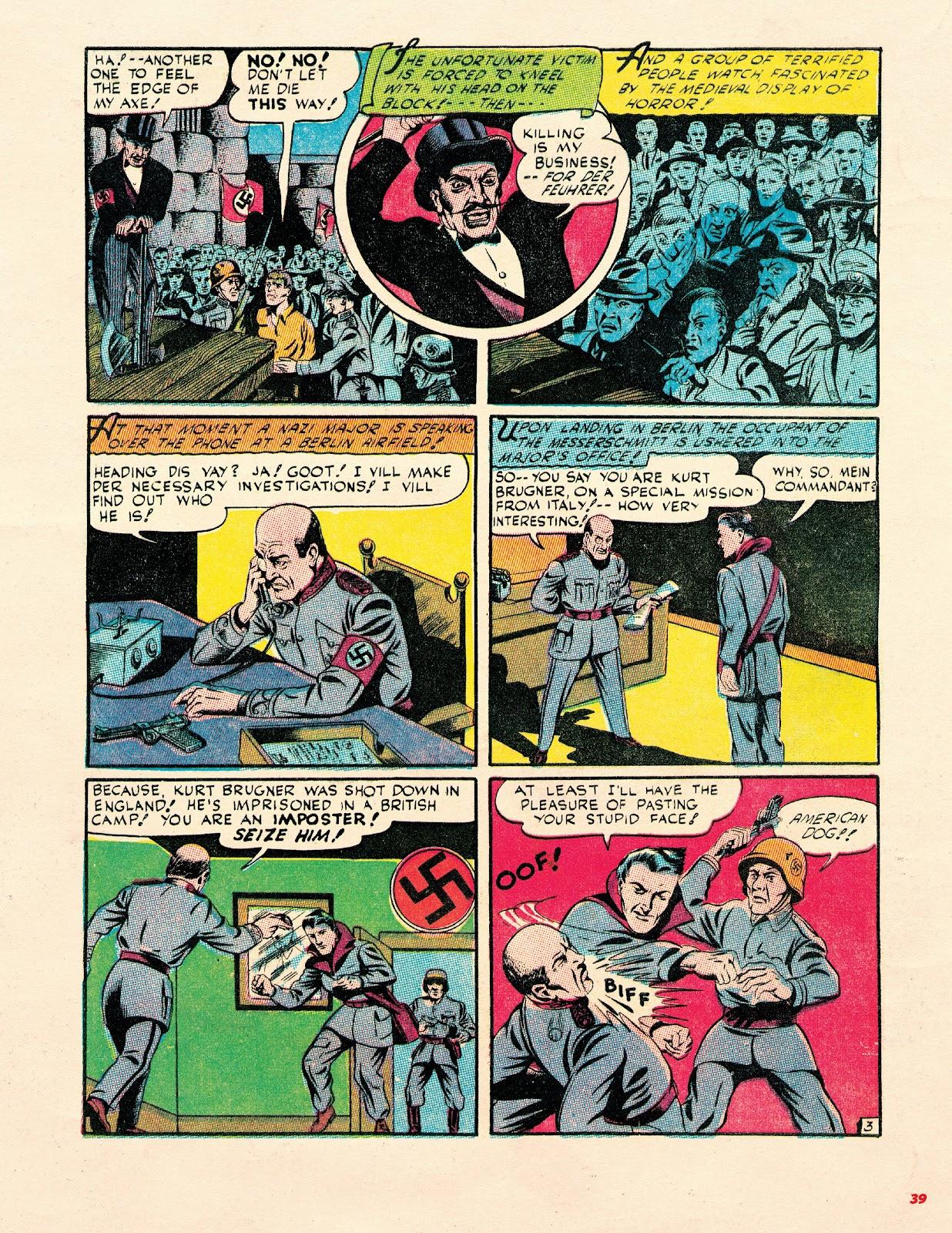 Read online Super Weird Heroes comic -  Issue # TPB 2 (Part 1) - 39