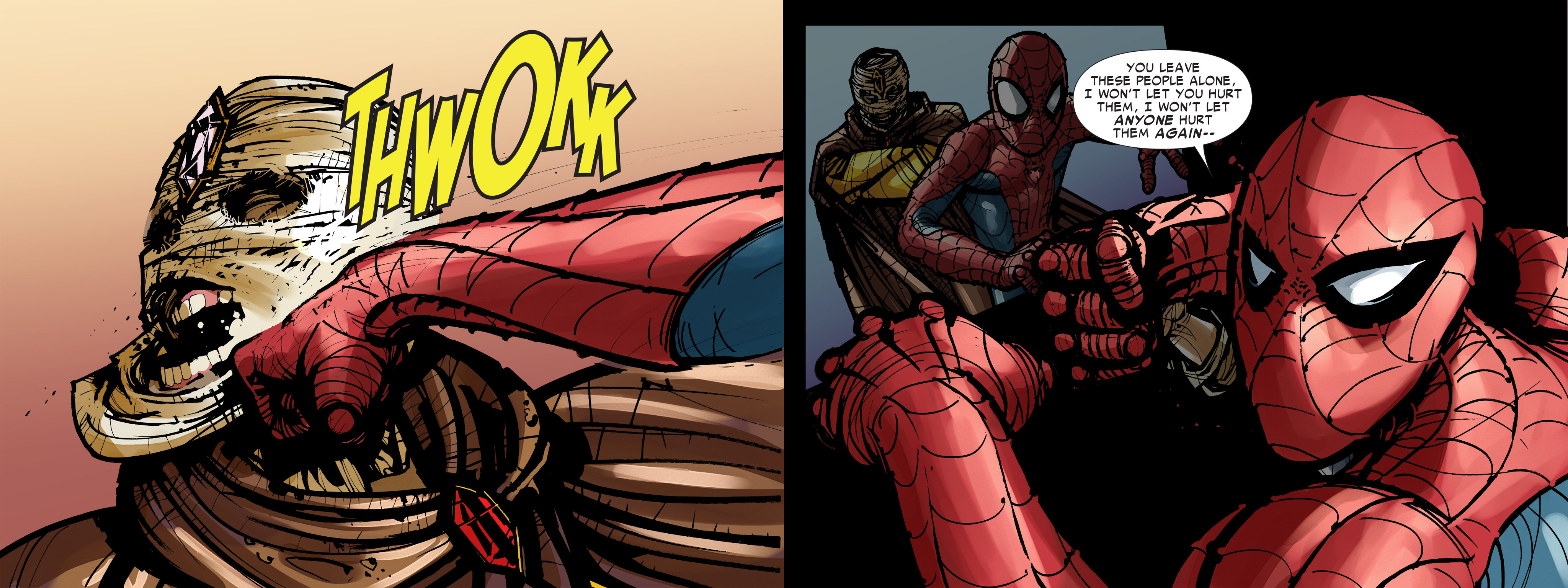 Read online Amazing Spider-Man: Who Am I? comic -  Issue # Full (Part 2) - 182