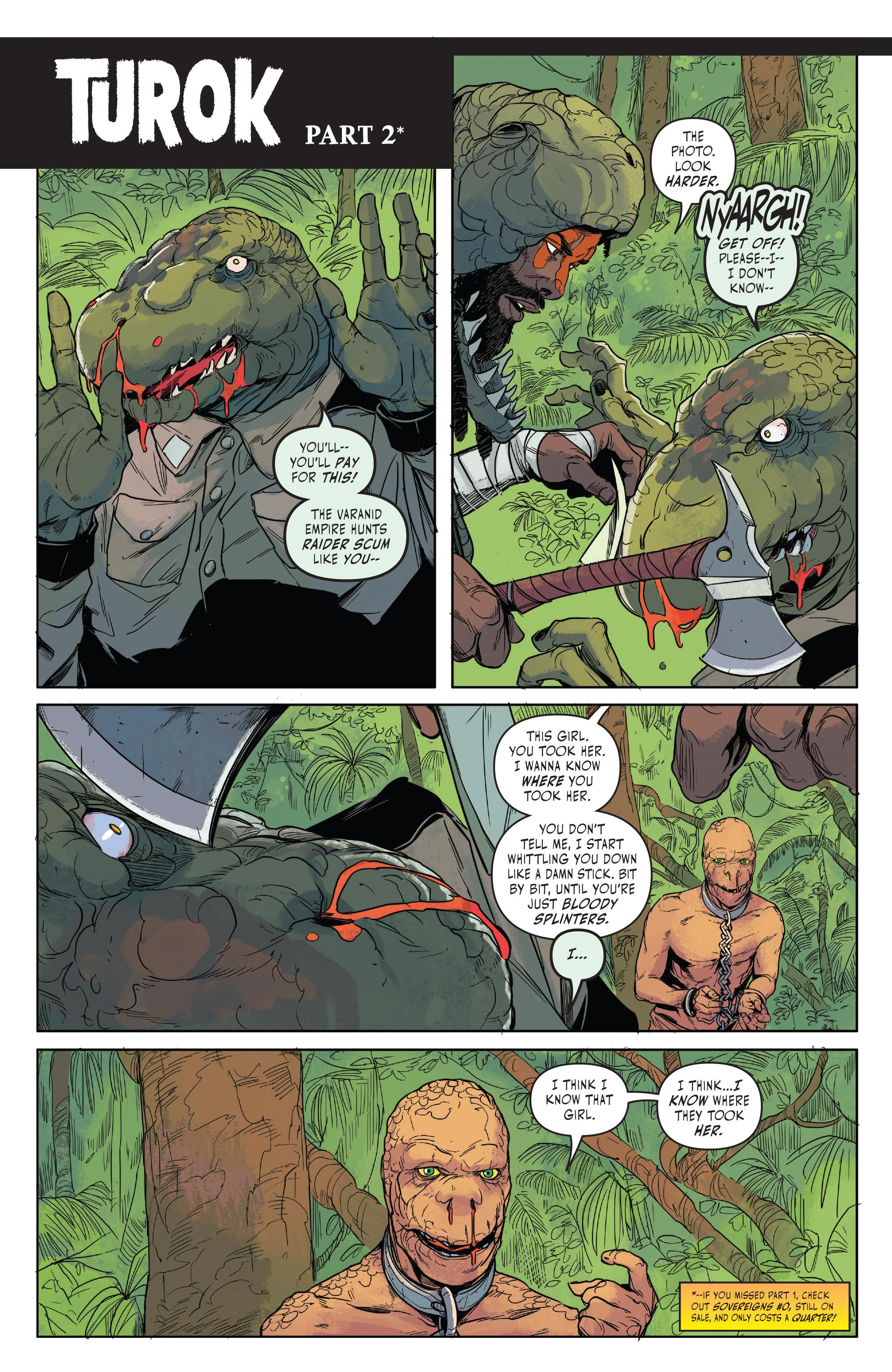 Read online Magnus comic -  Issue #1 - 24
