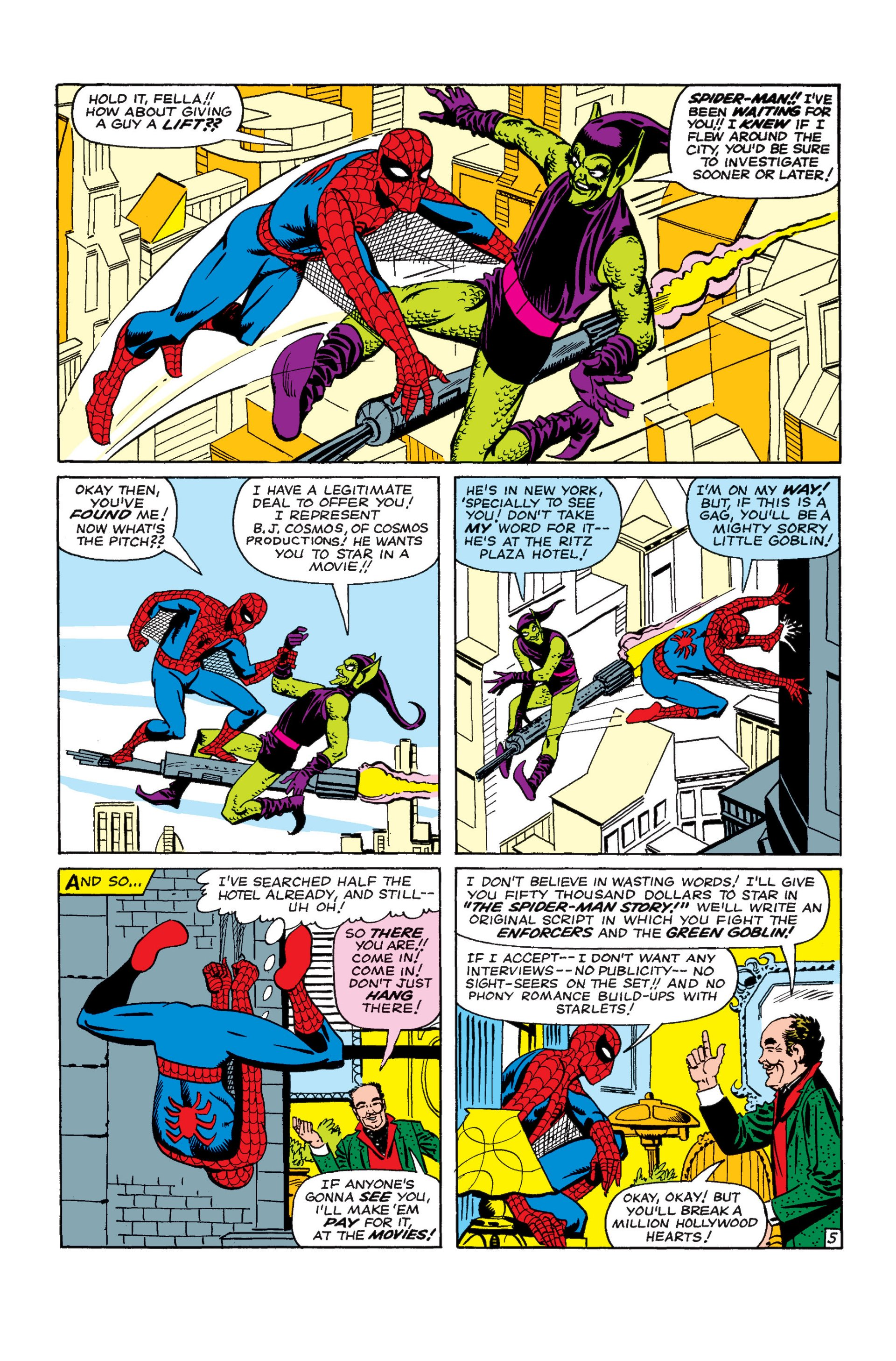 The Amazing Spider-Man (1963) 14 Page 5