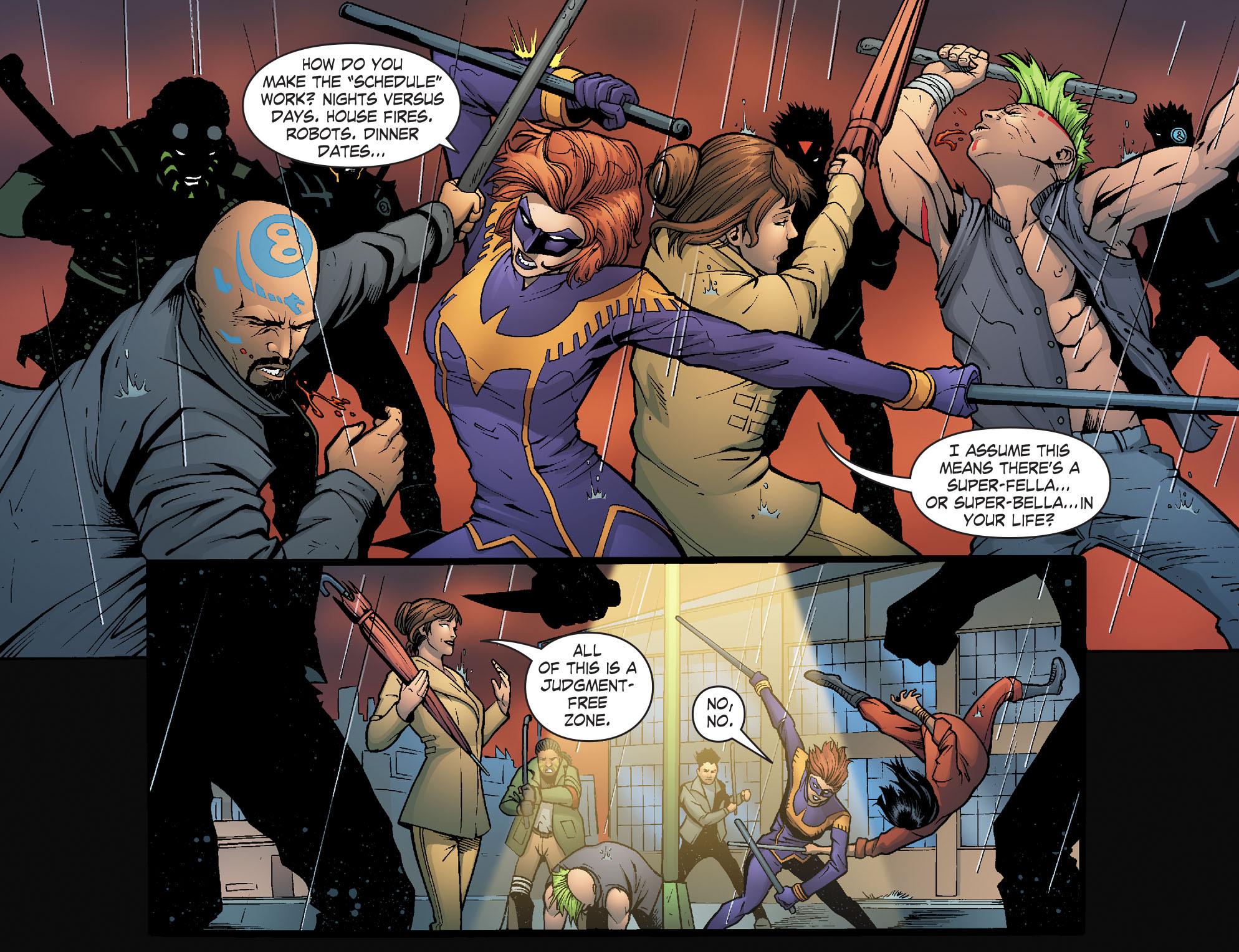 Read online Smallville: Alien comic -  Issue #8 - 7