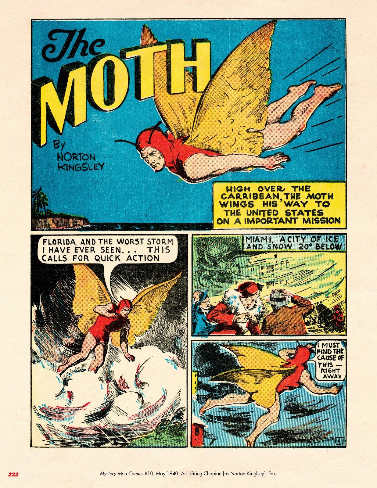 Read online Super Weird Heroes comic -  Issue # TPB 1 (Part 3) - 22