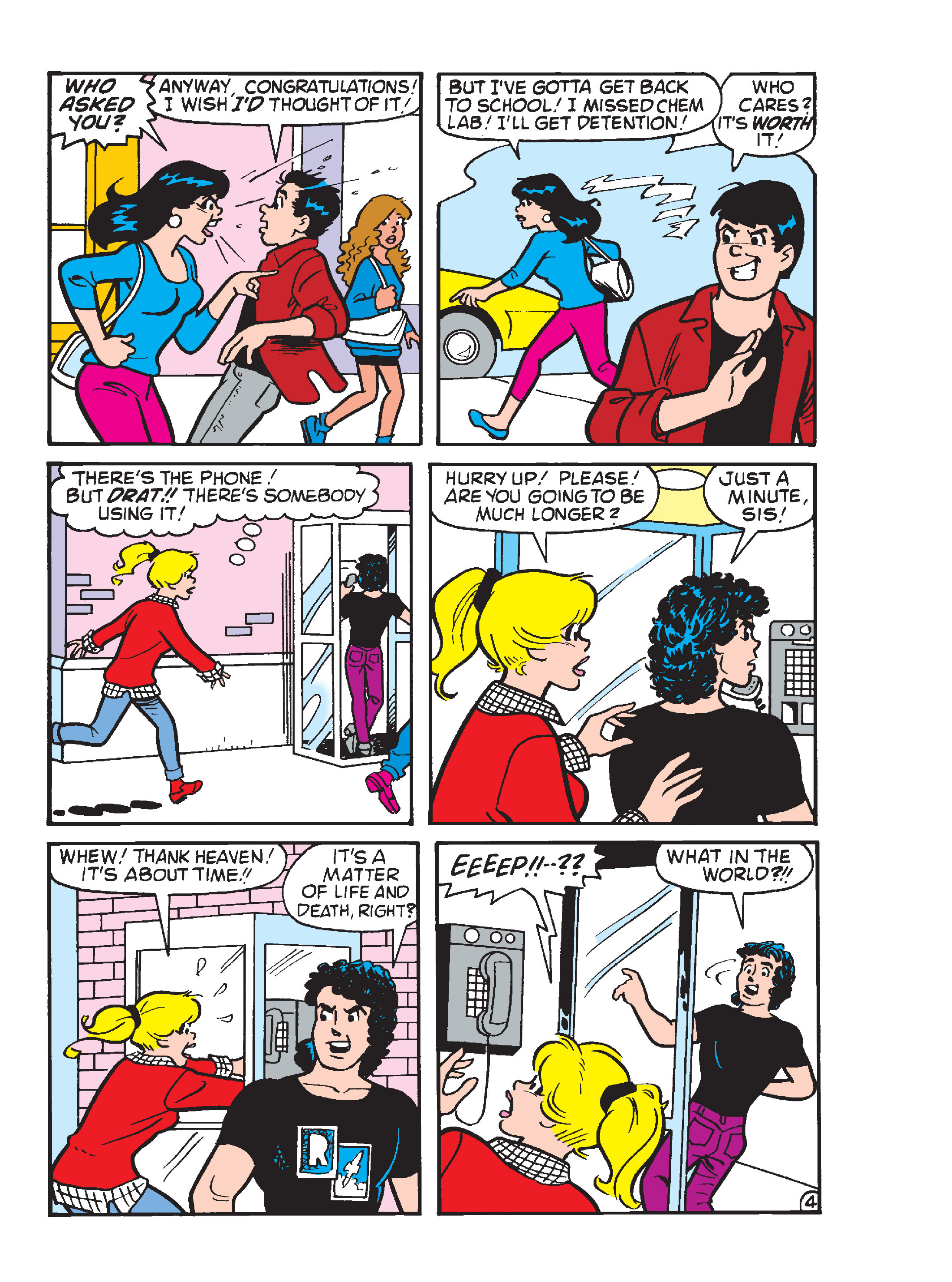 Read online Archie 1000 Page Comics Blowout! comic -  Issue # TPB (Part 3) - 109