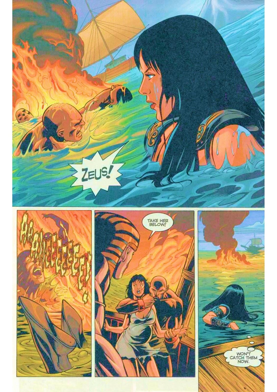 Xena: Warrior Princess (1999) Issue #5 #5 - English 8