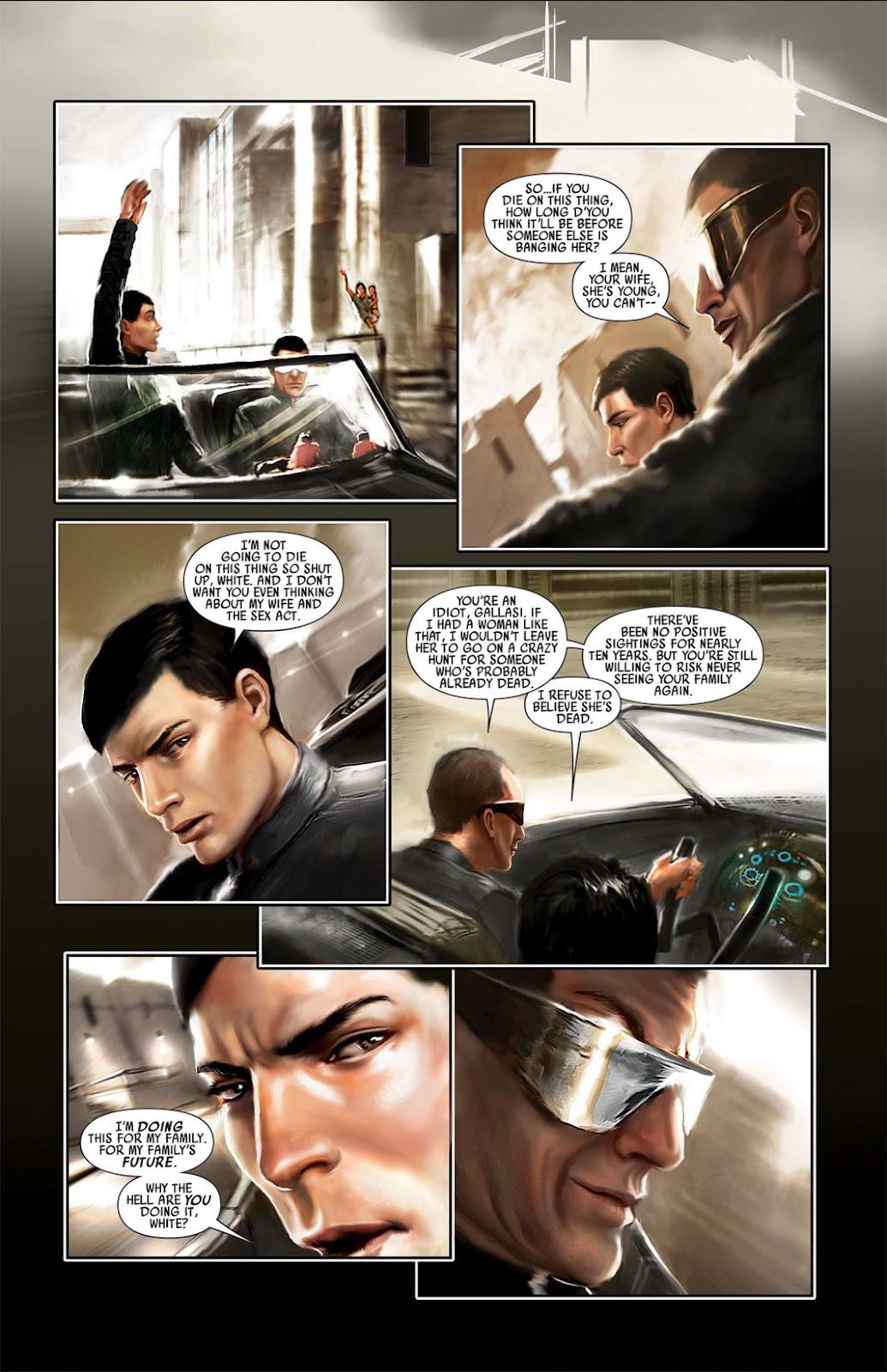 Read online After Dark comic -  Issue #1 - 25