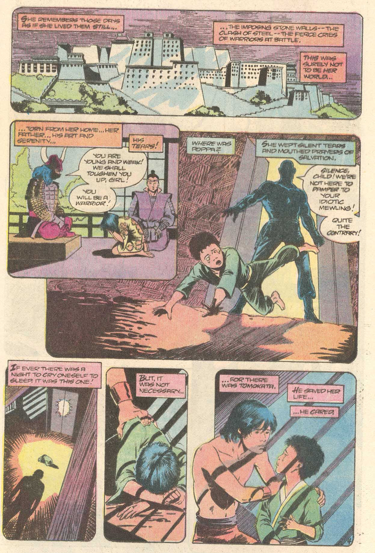 Read online Arion, Lord of Atlantis comic -  Issue #28 - 19