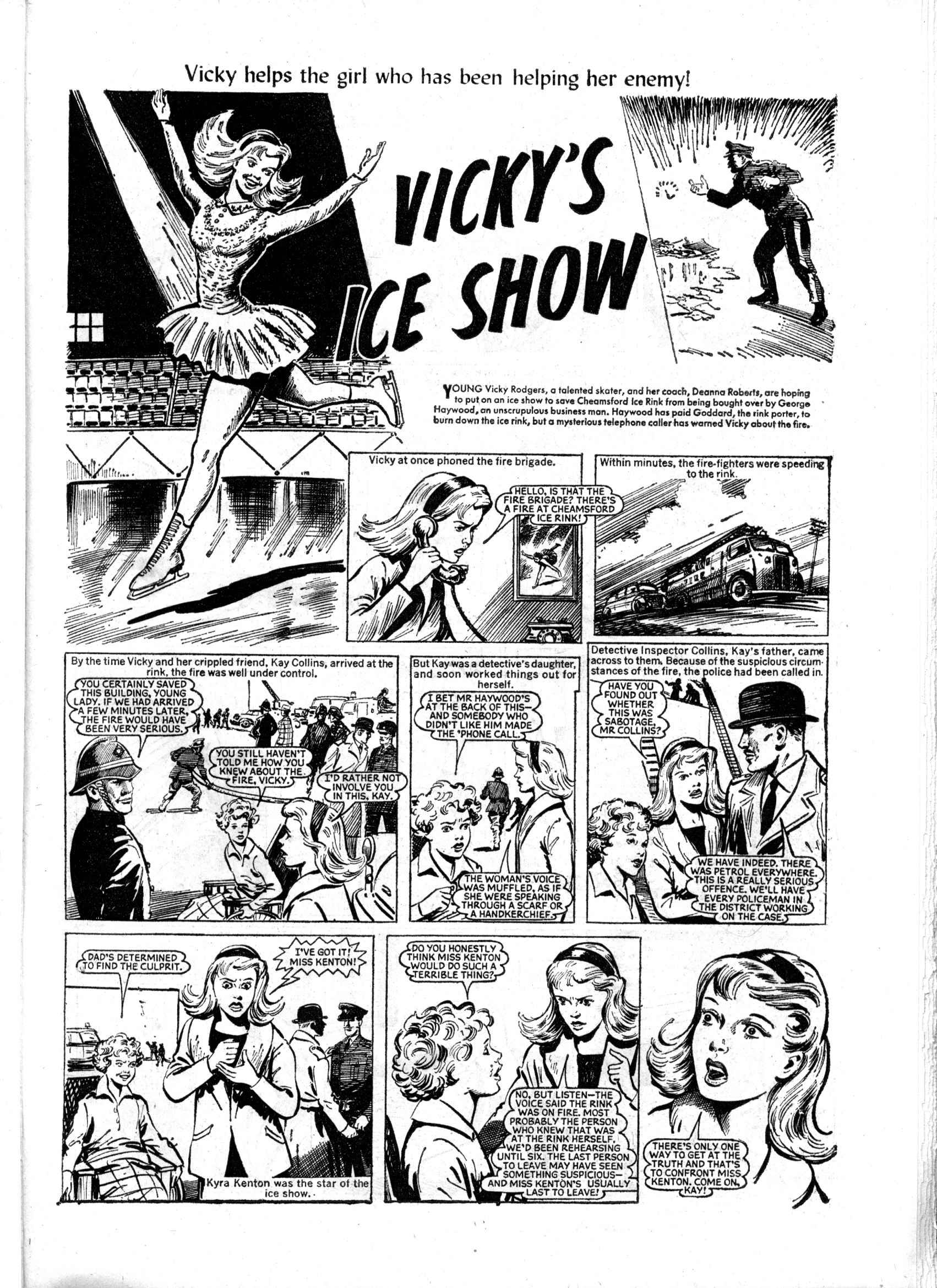 Read online Judy comic -  Issue #167 - 19