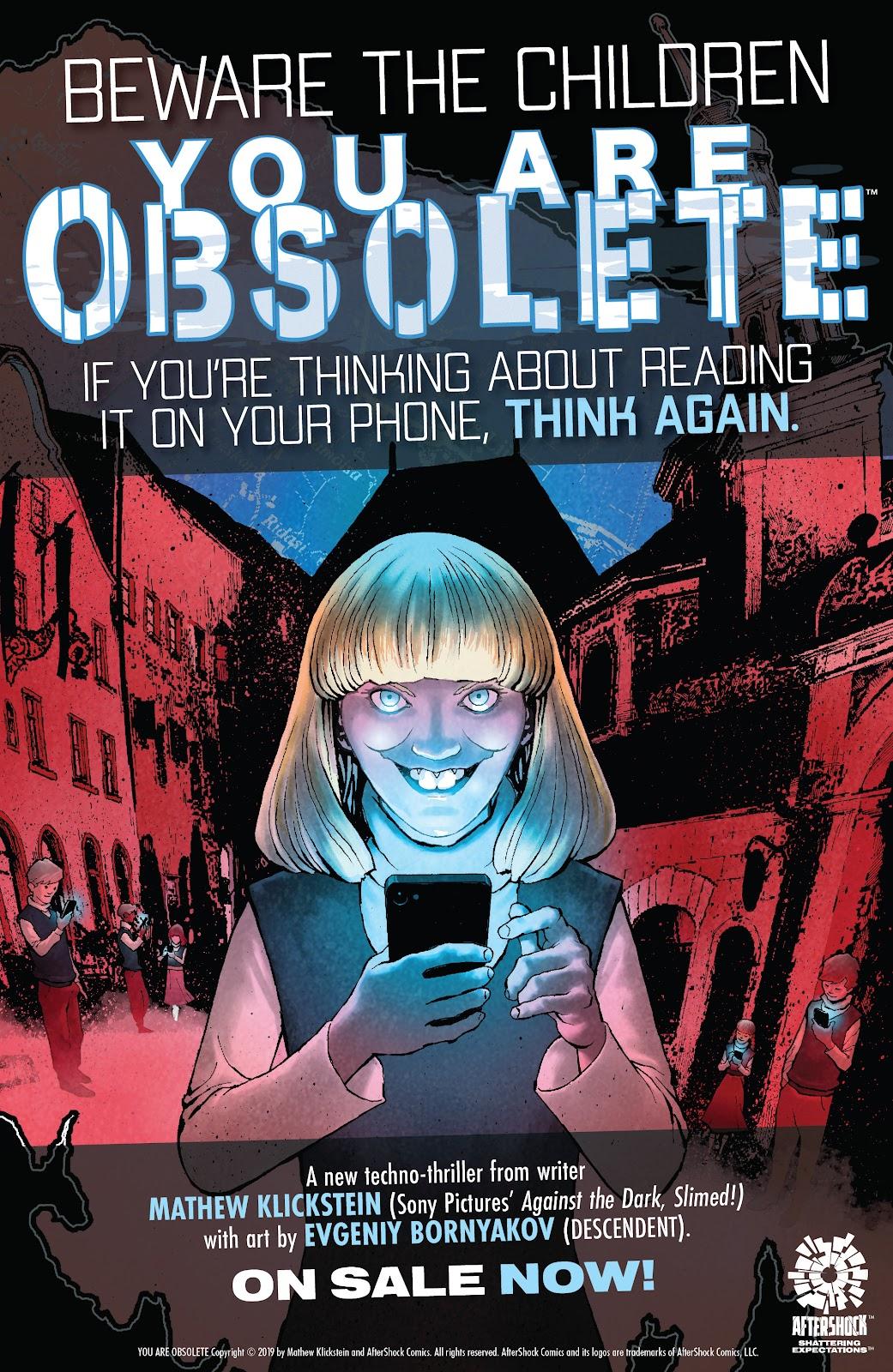 Read online Dark Red comic -  Issue #7 - 26