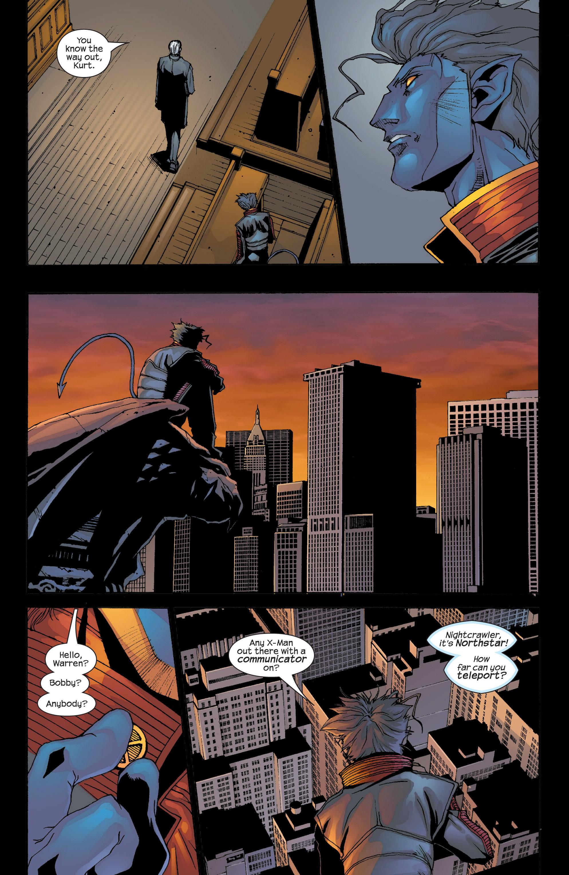 Read online Uncanny X-Men (1963) comic -  Issue #419 - 22