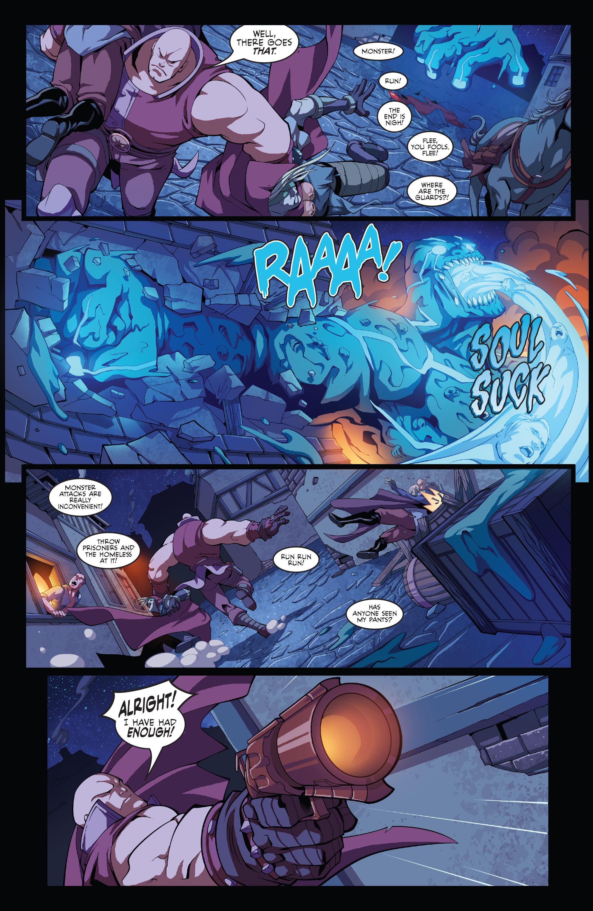 Read online Skullkickers comic -  Issue #5 - 11