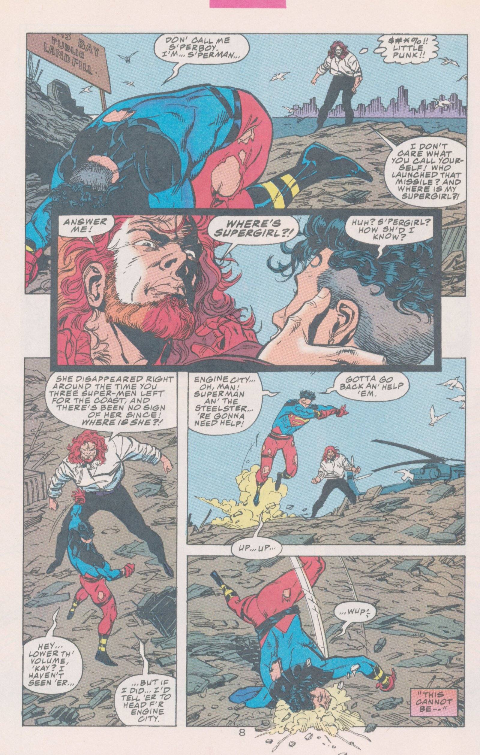 Read online Action Comics (1938) comic -  Issue #691 - 12