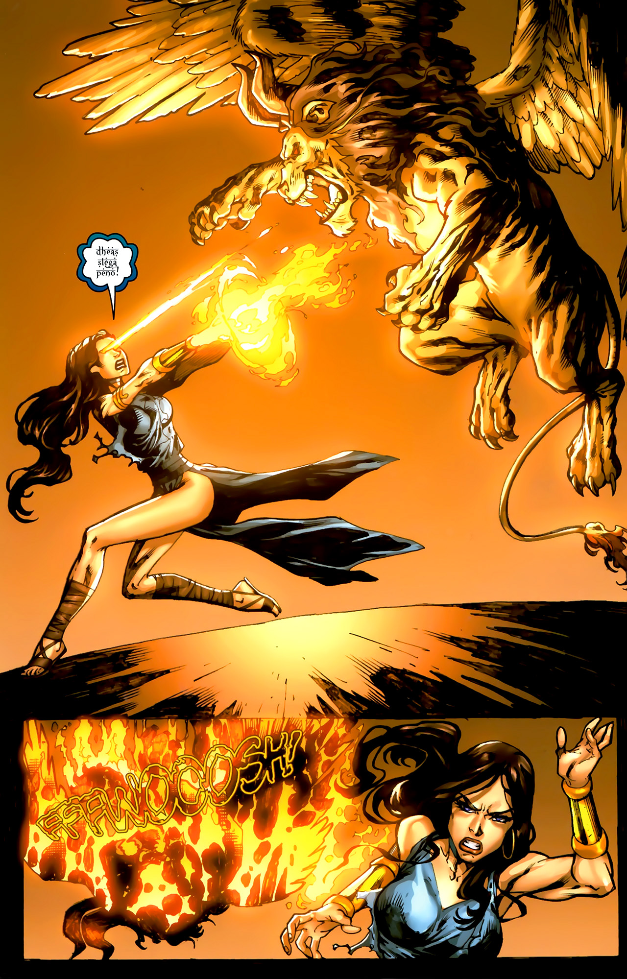 Read online 1001 Arabian Nights: The Adventures of Sinbad comic -  Issue #4 - 11