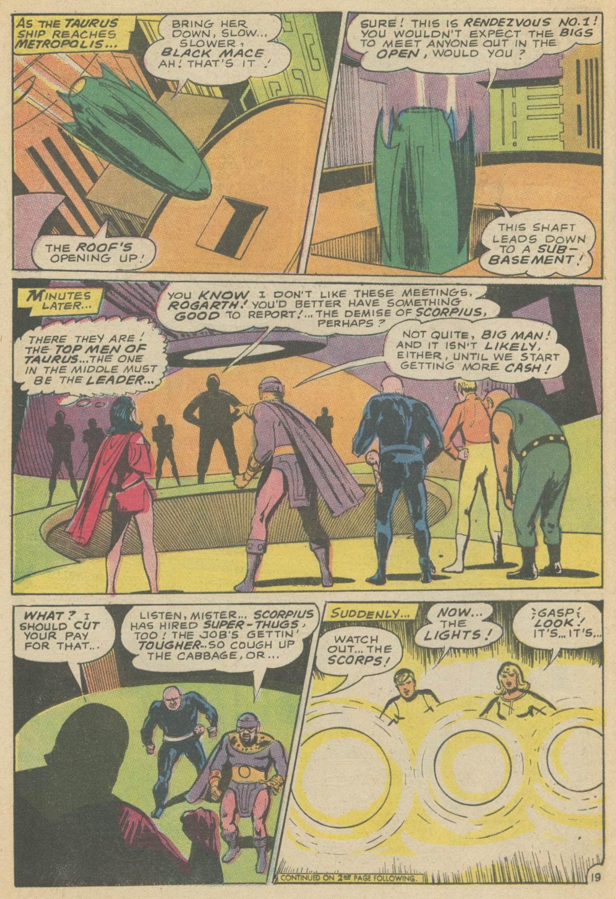 Read online Adventure Comics (1938) comic -  Issue #374 - 24