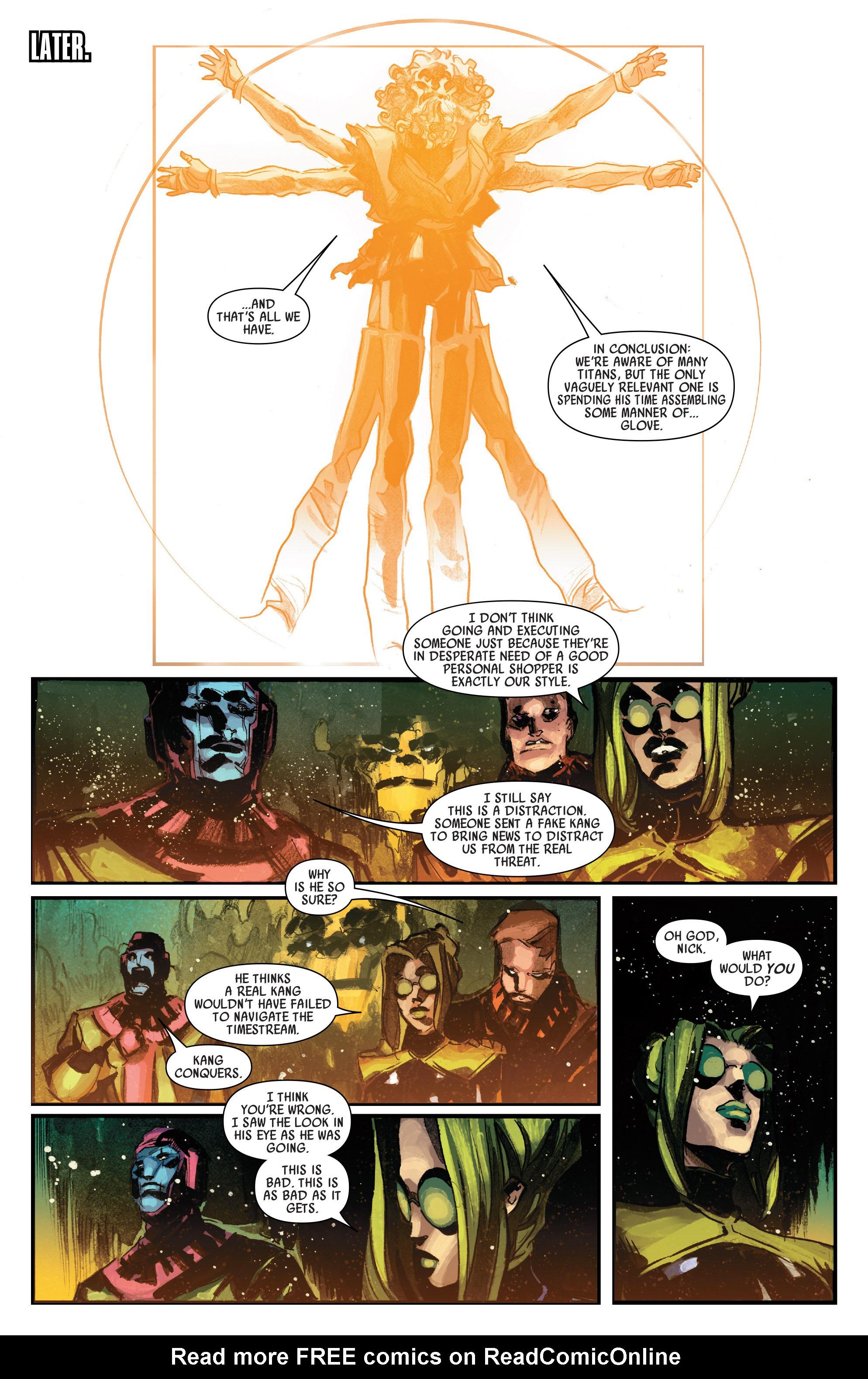 Read online Siege (2015) comic -  Issue #2 - 11