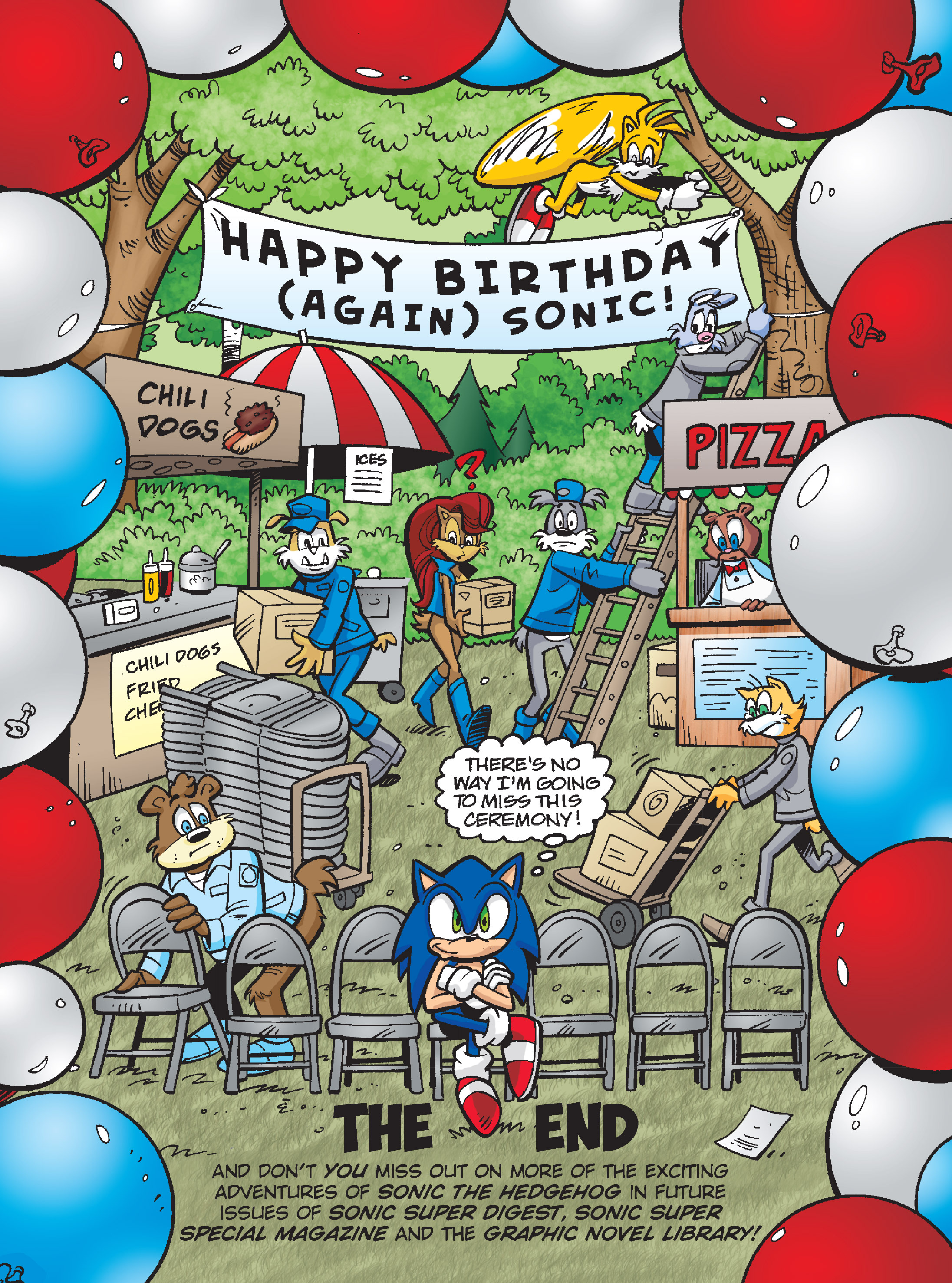 Read online Sonic Super Digest comic -  Issue #8 - 113