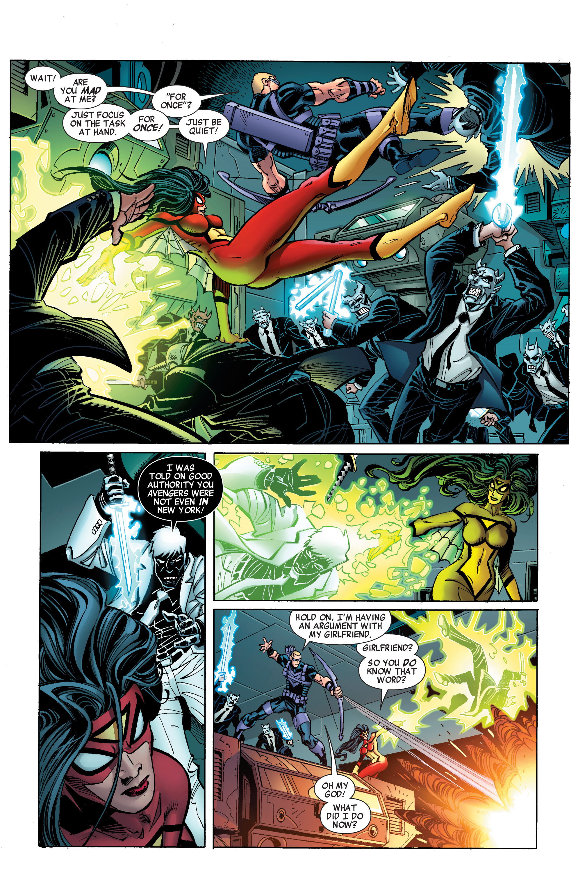 Read online Avengers (2010) comic -  Issue #30 - 9