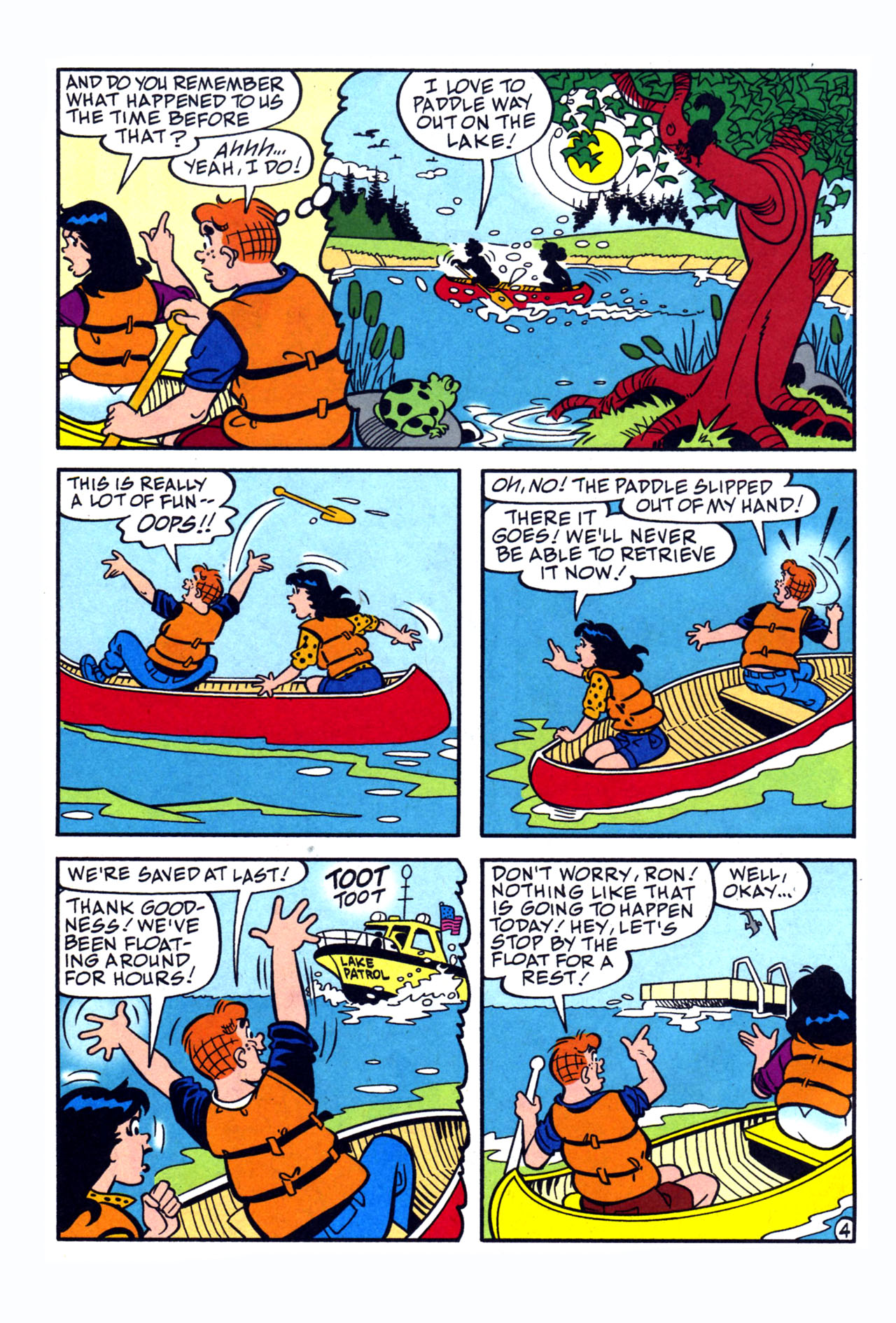 Read online Archie (1960) comic -  Issue #577 - 11