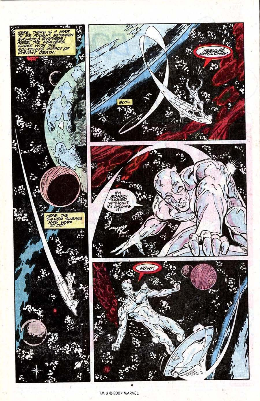 Read online Silver Surfer (1987) comic -  Issue # _Annual 2 - 8