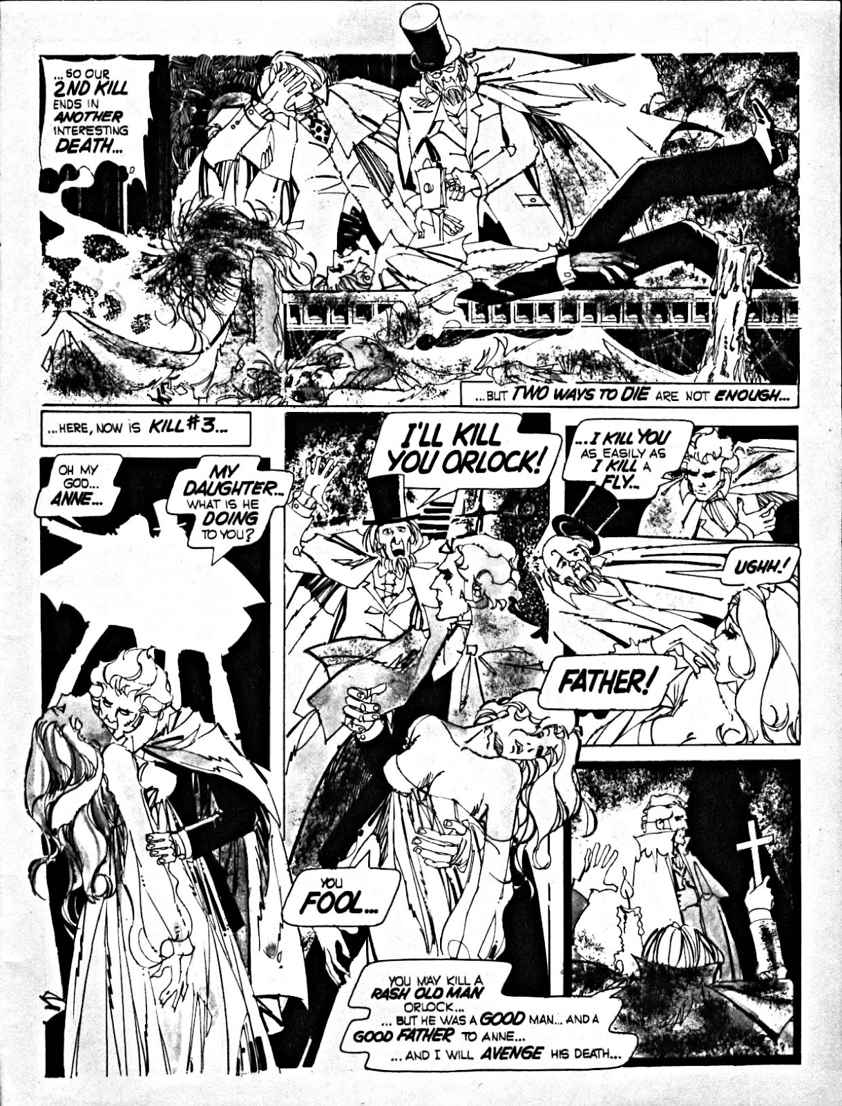Nightmare (1970) issue 18 - Page 6