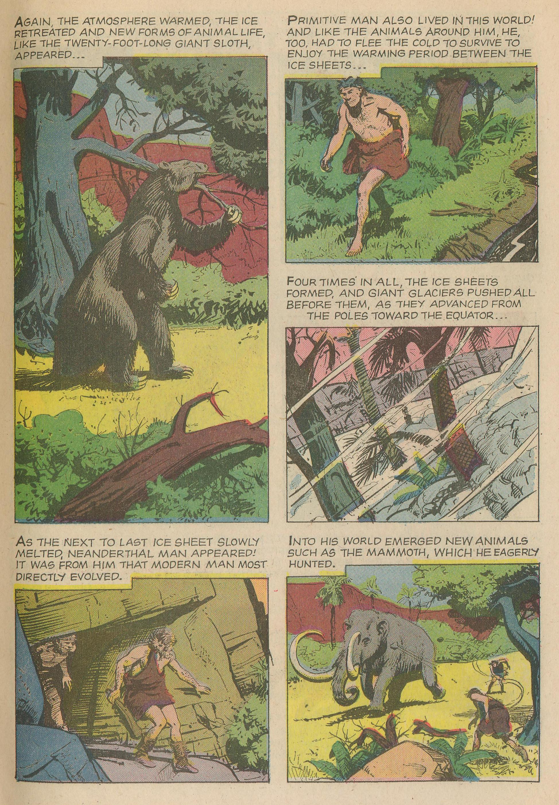 Read online Turok, Son of Stone comic -  Issue #65 - 15