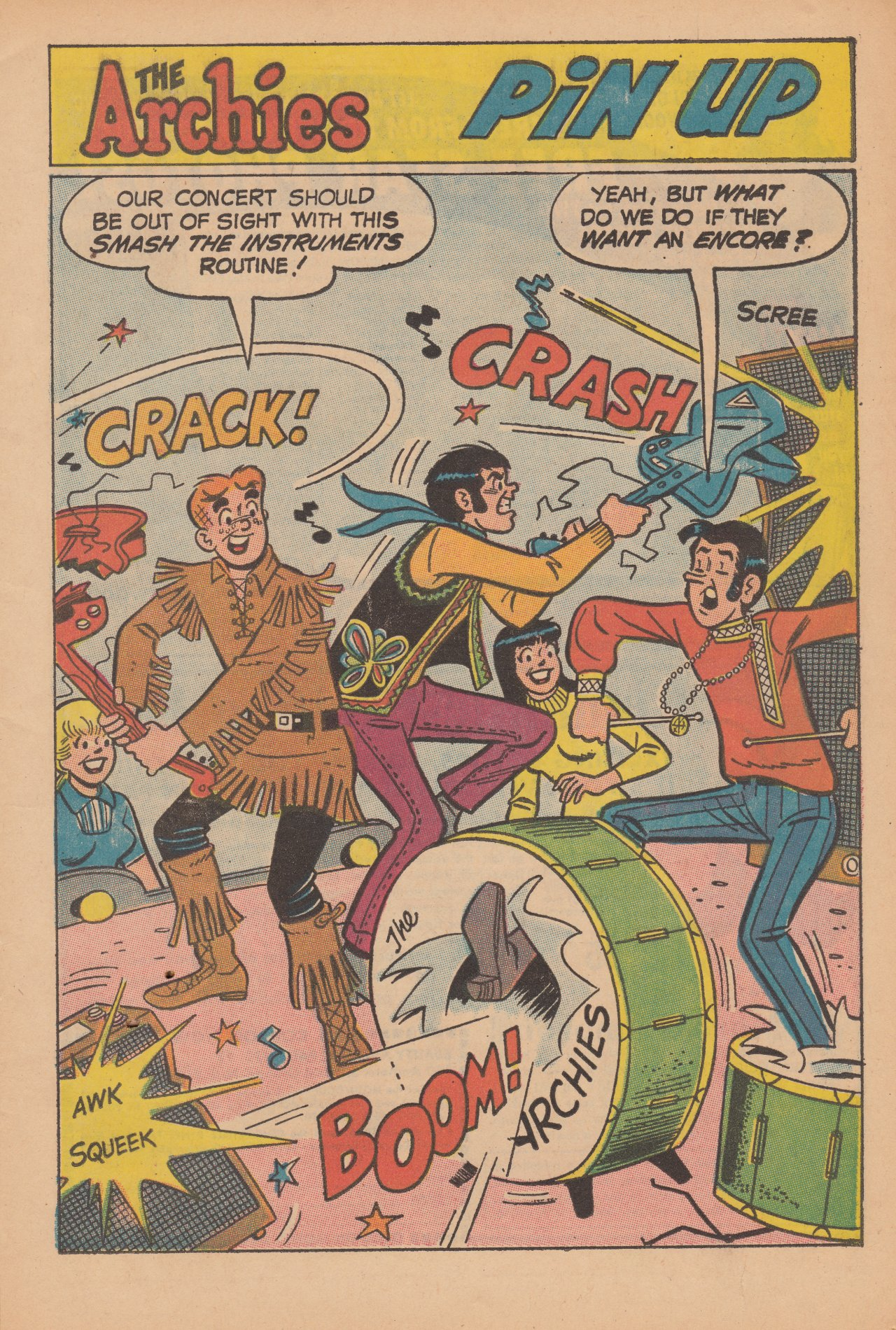 Read online Archie (1960) comic -  Issue #188 - 11