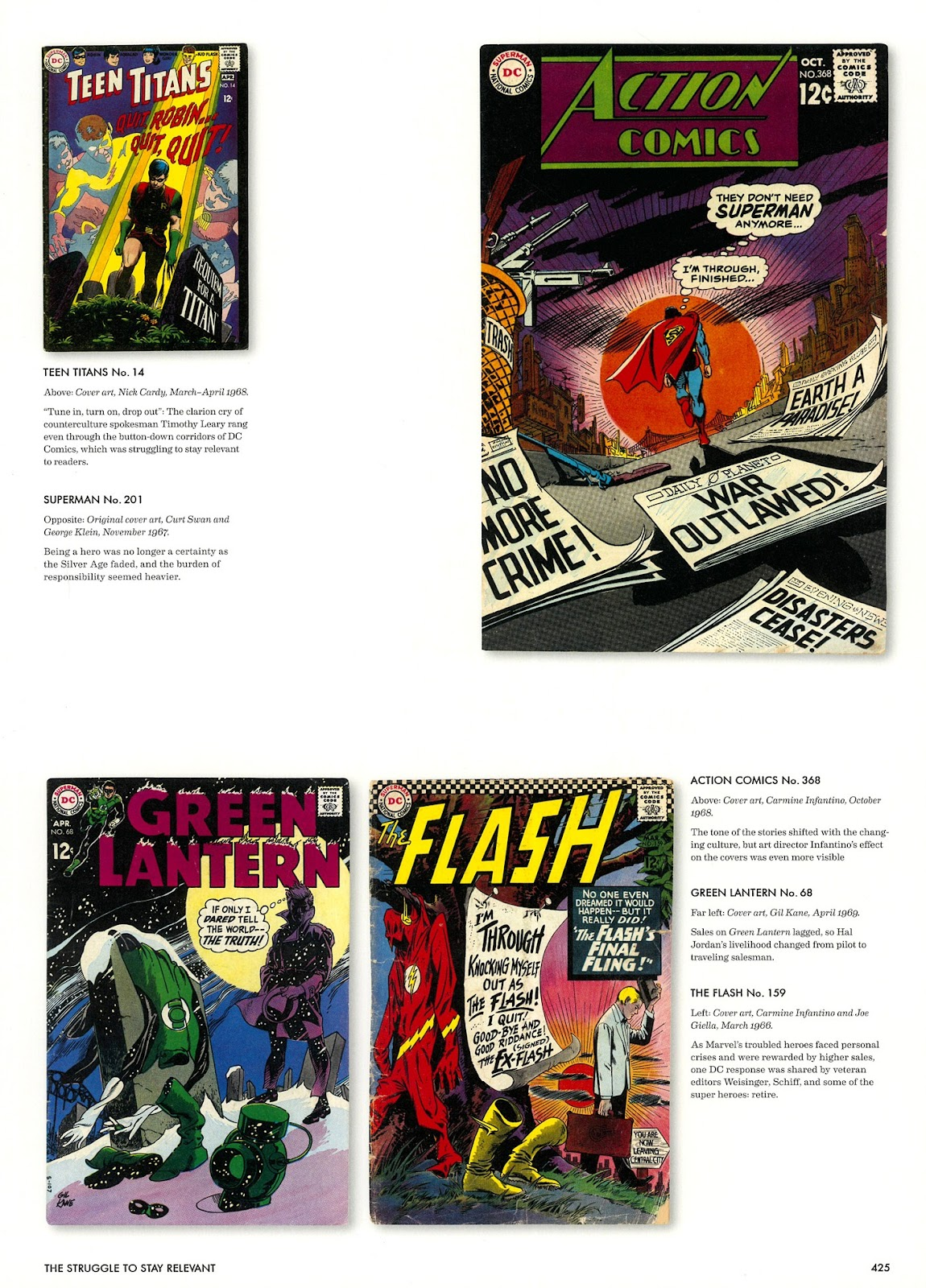 Read online 75 Years Of DC Comics comic -  Issue # TPB (Part 5) - 40