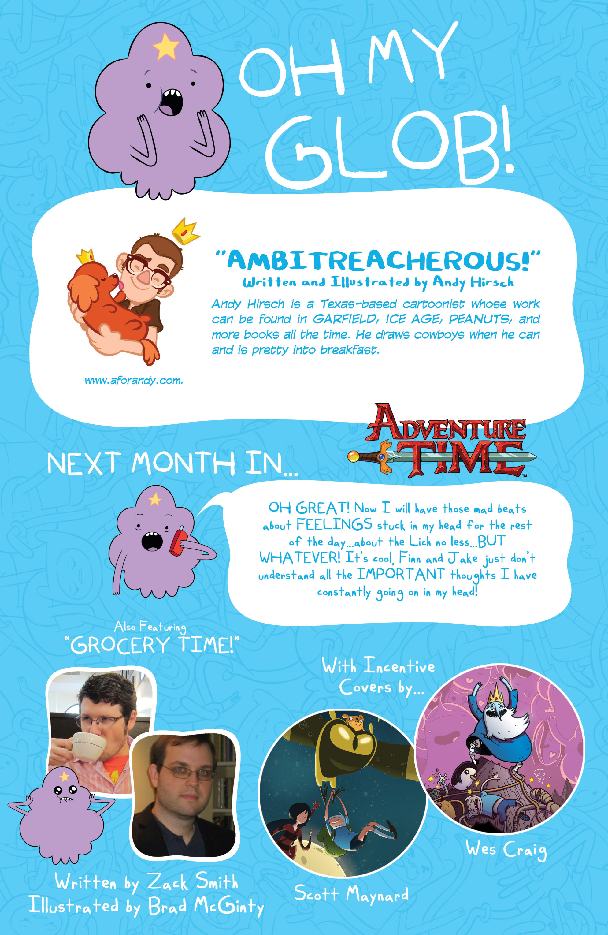 Read online Adventure Time comic -  Issue #19 - 22