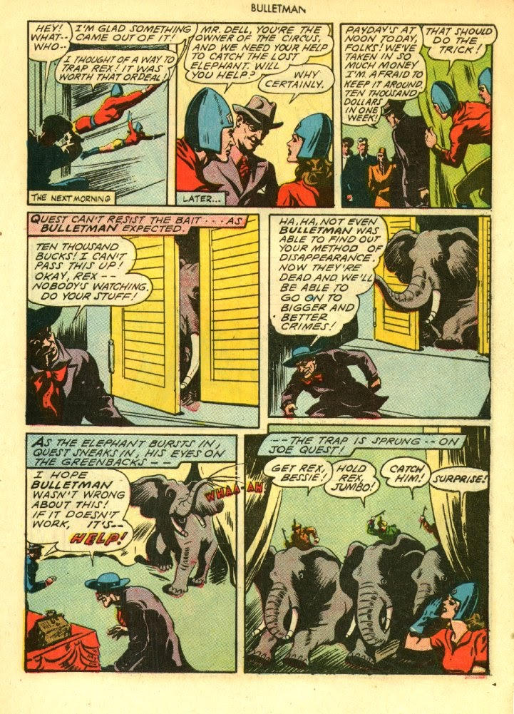 Bulletman issue 16 - Page 20