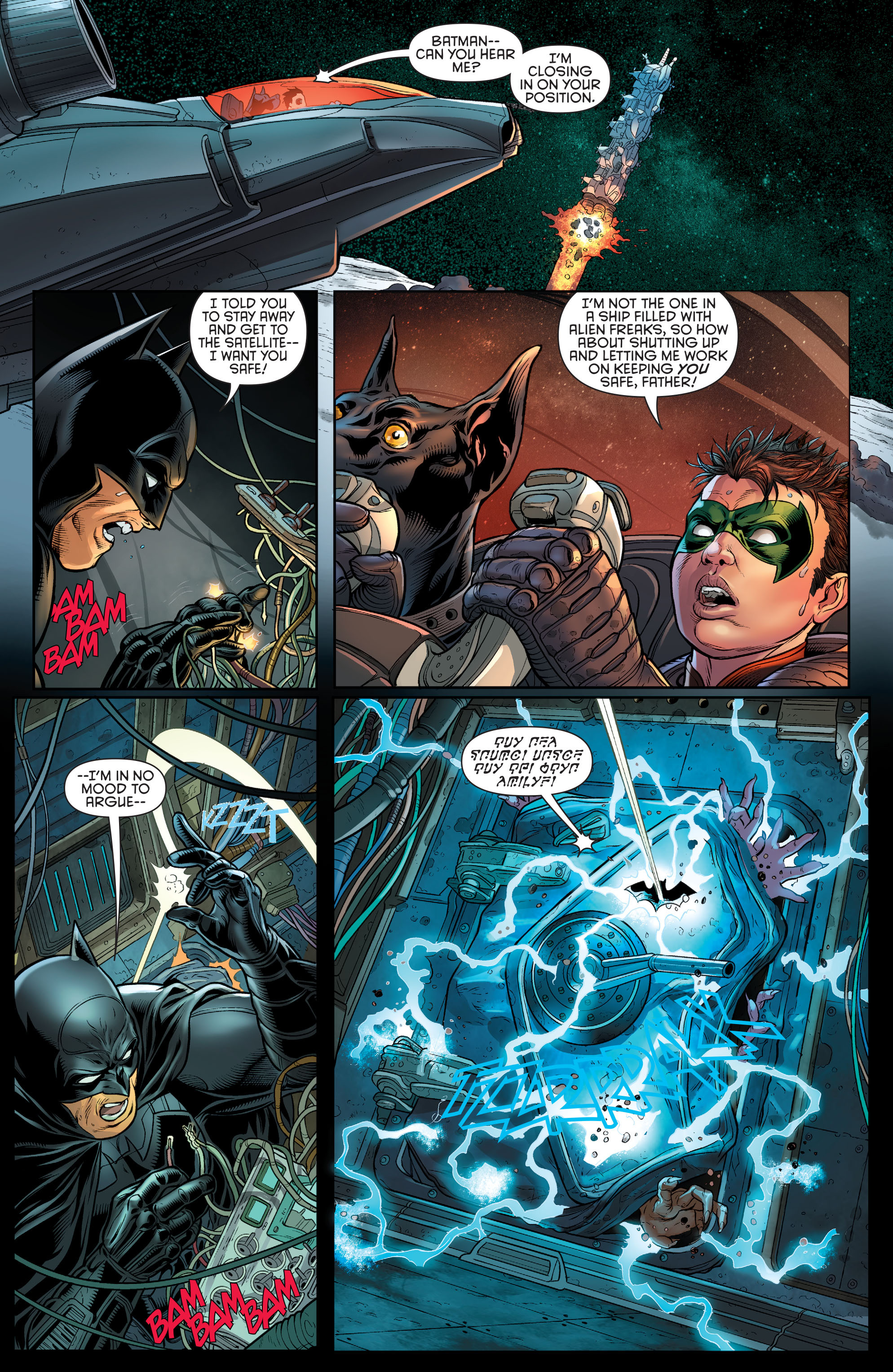 Read online Batman and Robin (2011) comic -  Issue # Annual 3 - 28