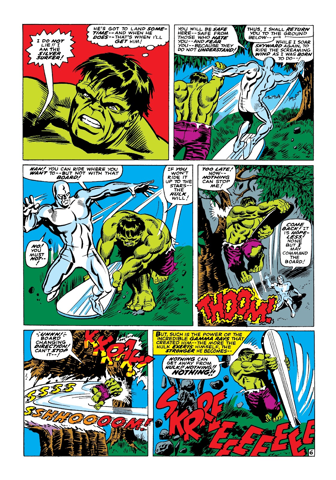 Read online Marvel Masterworks: The Incredible Hulk comic -  Issue # TPB 3 (Part 2) - 56
