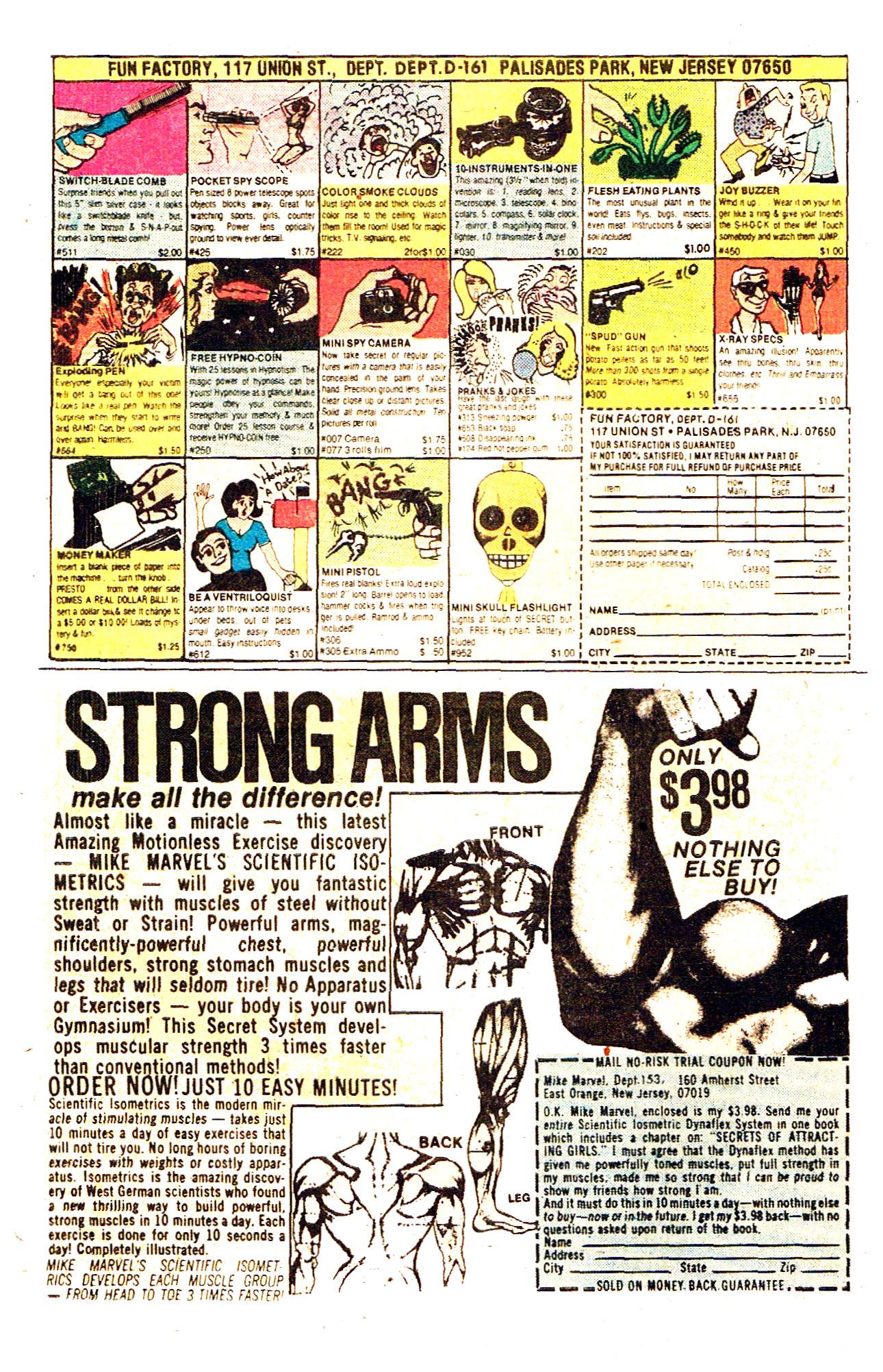 Read online Secret Society of Super-Villains comic -  Issue #12 - 34
