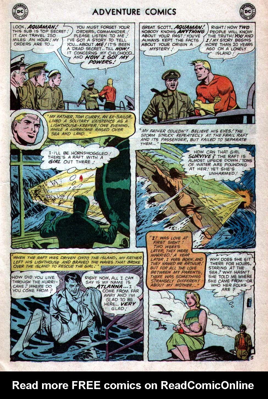 Read online Adventure Comics (1938) comic -  Issue #260 - 19