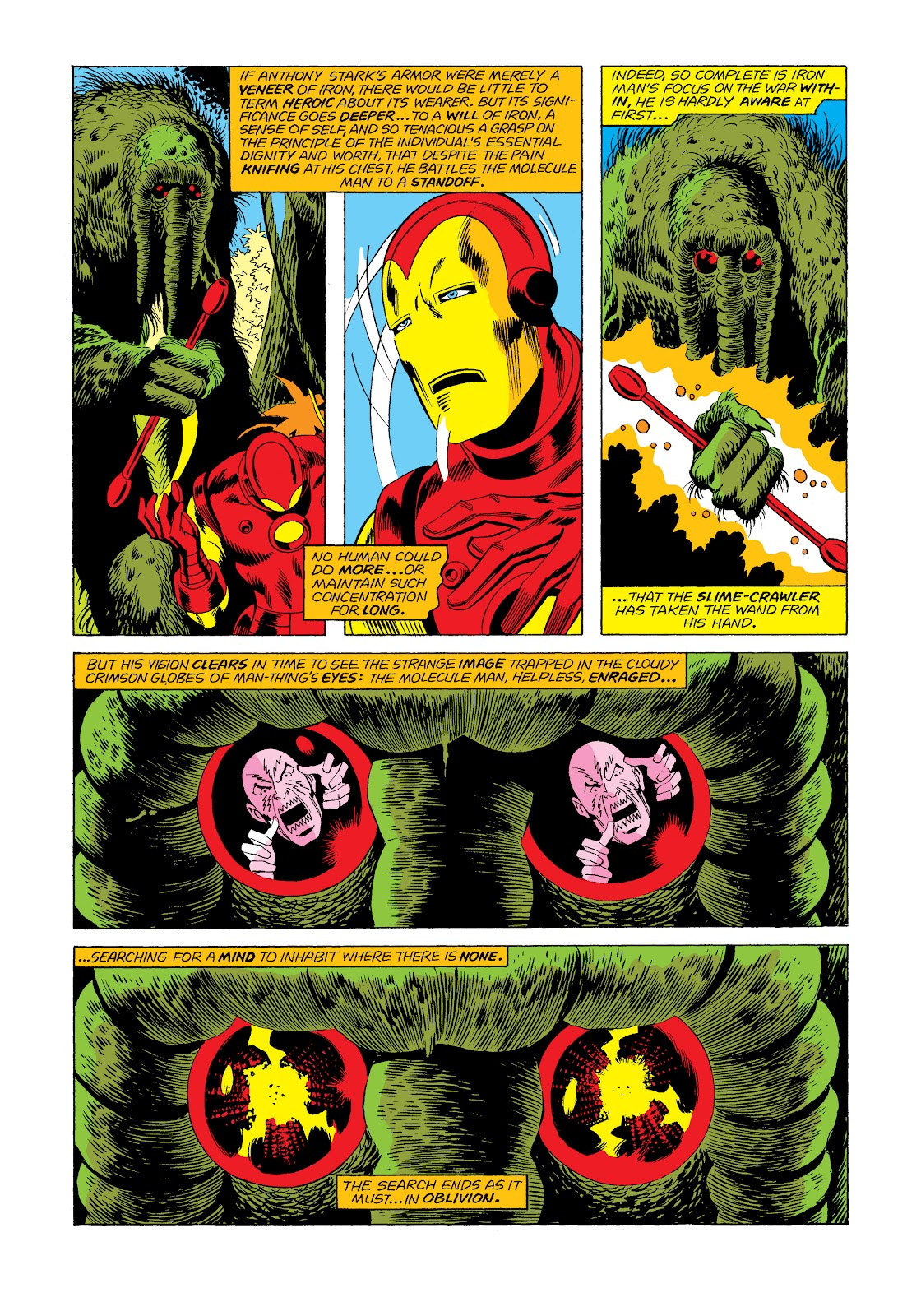 Read online Marvel Masterworks: The Invincible Iron Man comic -  Issue # TPB 11 (Part 2) - 55