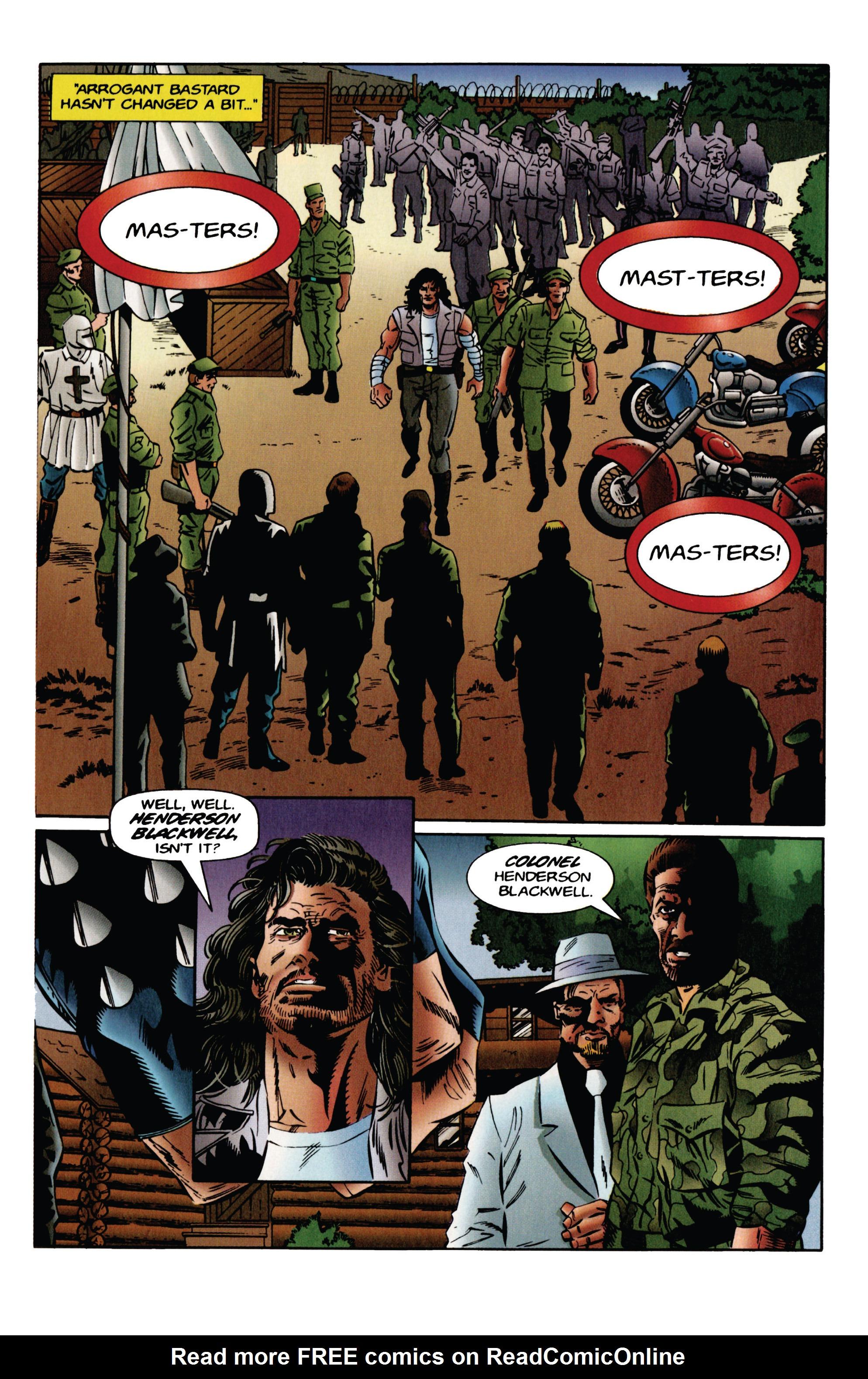 Read online Eternal Warrior (1992) comic -  Issue #43 - 14