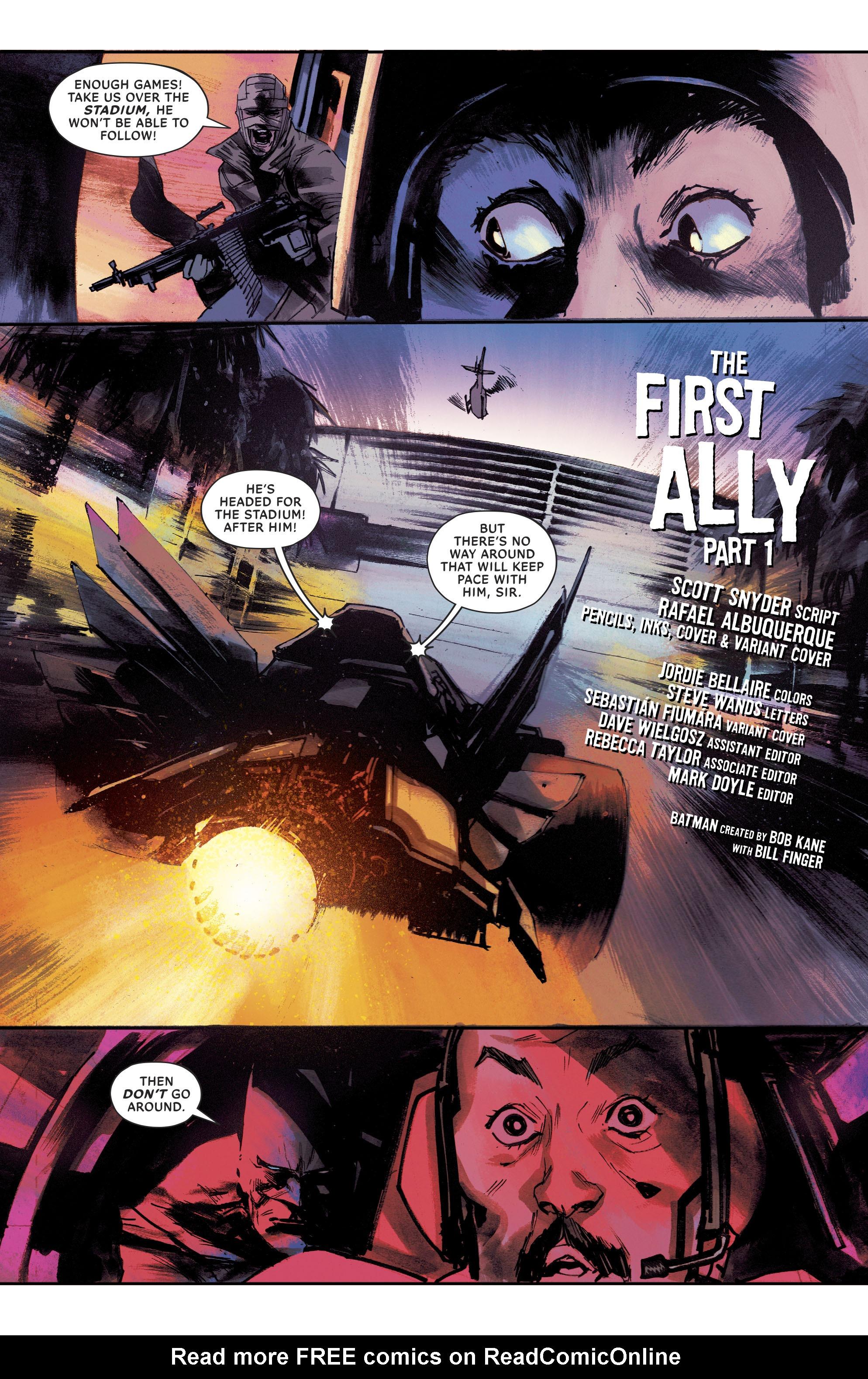Read online All-Star Batman comic -  Issue #10 - 7