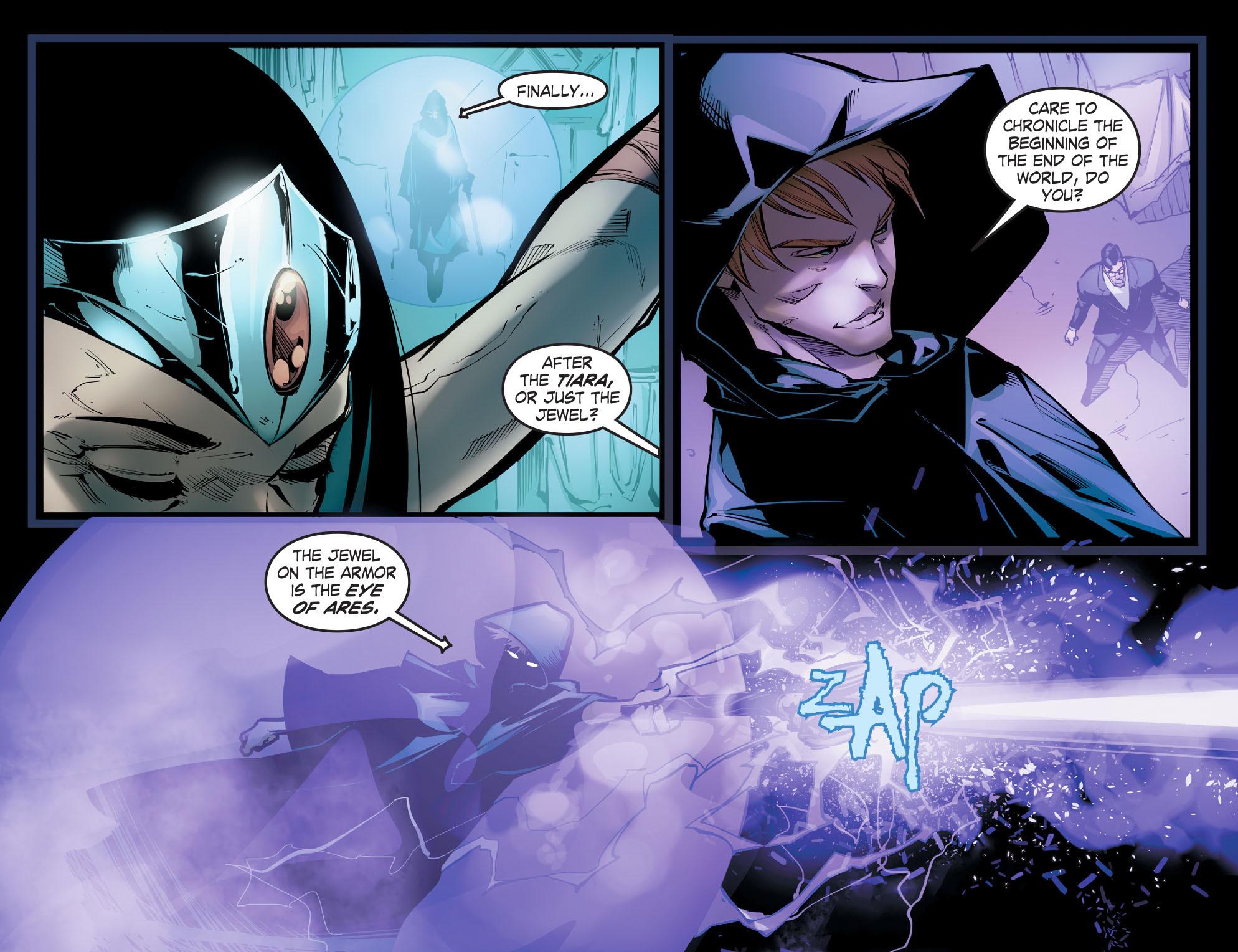 Read online Smallville: Season 11 comic -  Issue #65 - 9