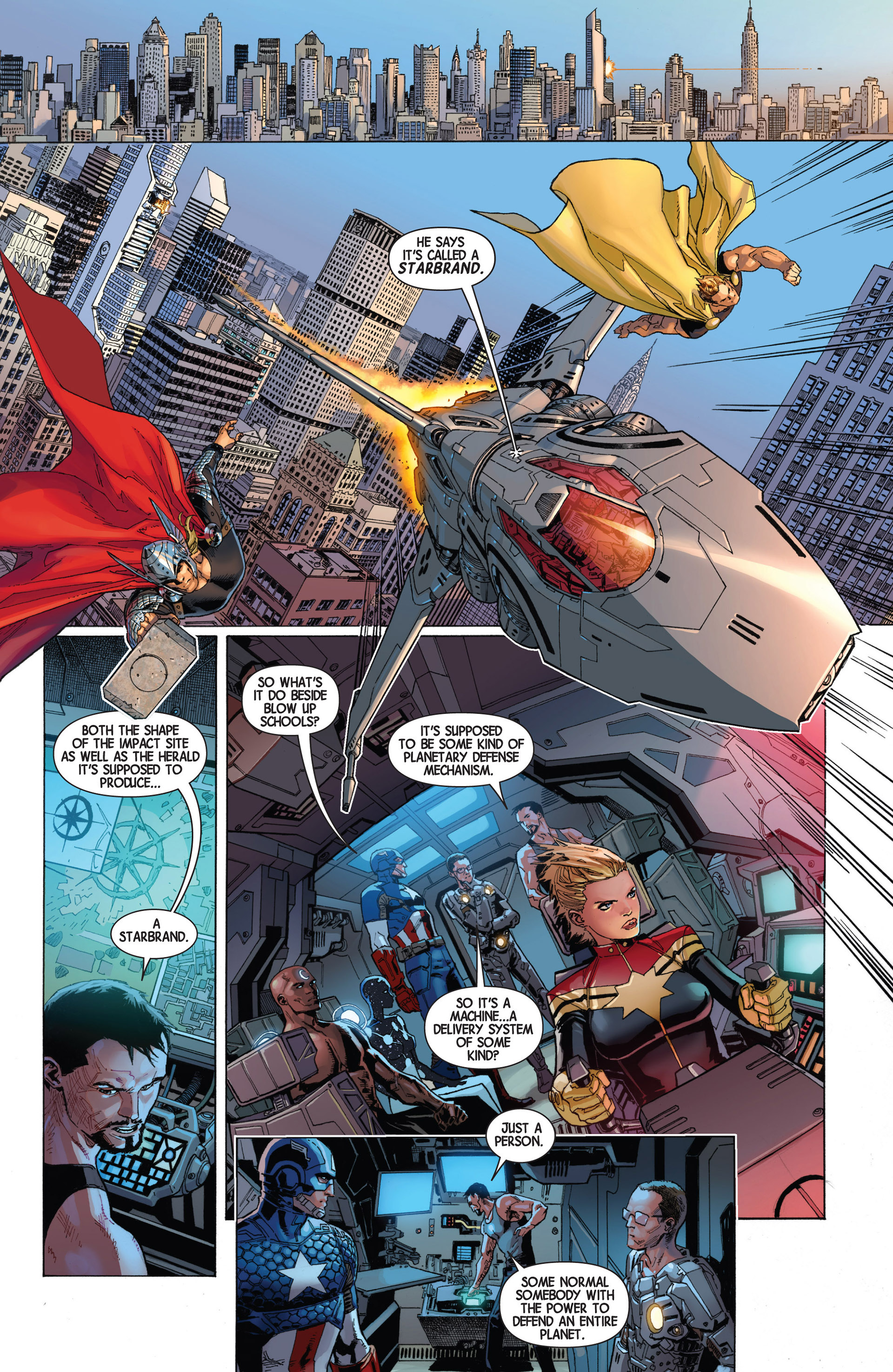 Read online Avengers (2013) comic -  Issue #7 - 20