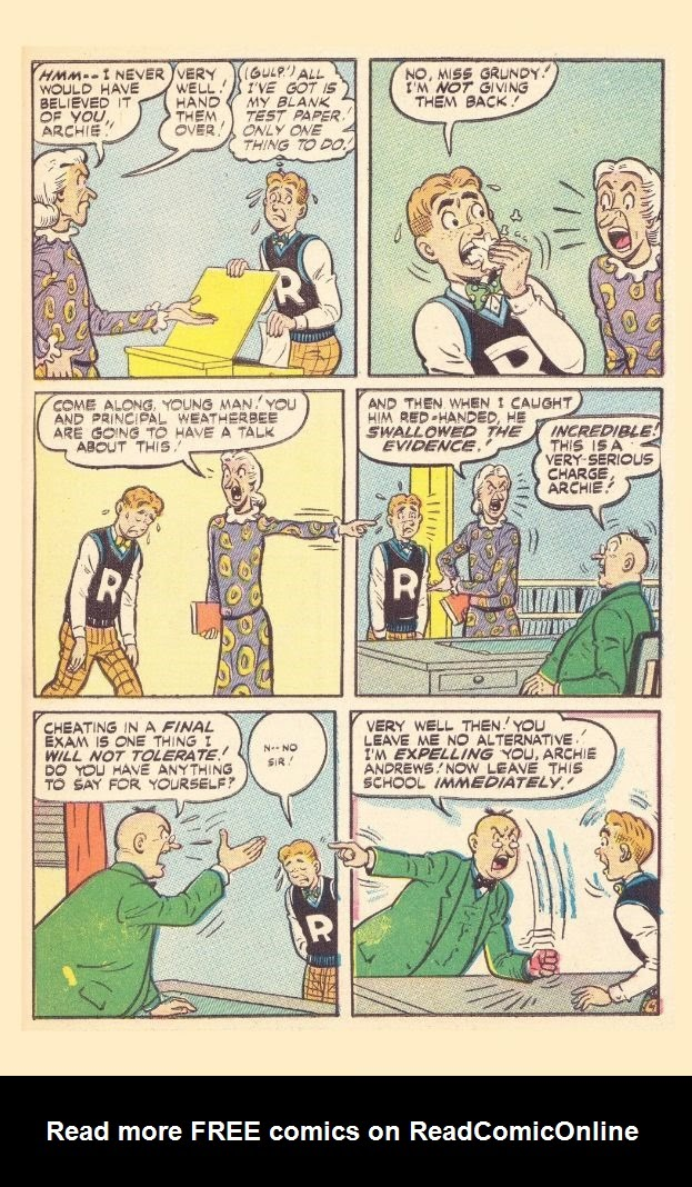 Archie Comics issue 039 - Page 42