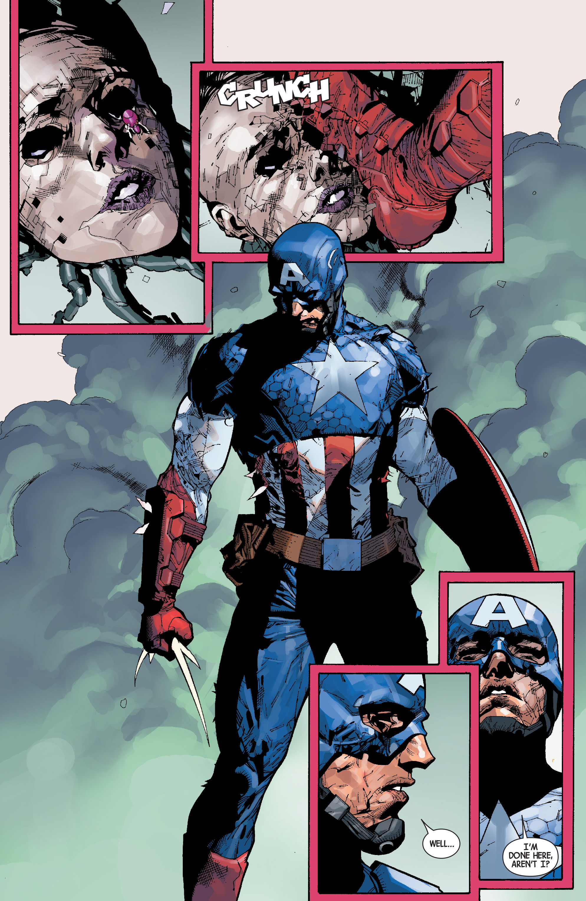 Read online Avengers (2013) comic -  Issue #33 - 21