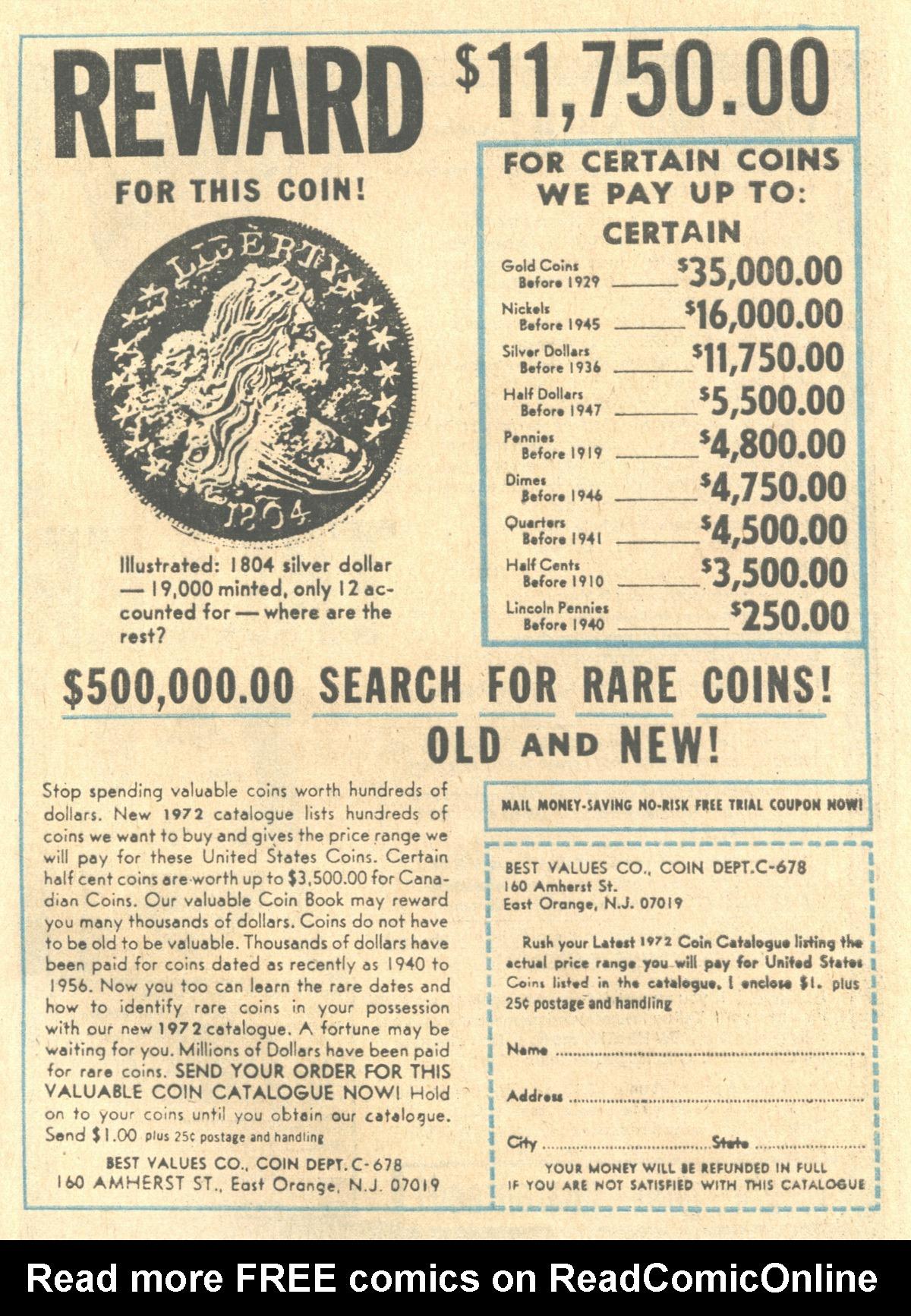 Read online Adventure Comics (1938) comic -  Issue #415 - 49