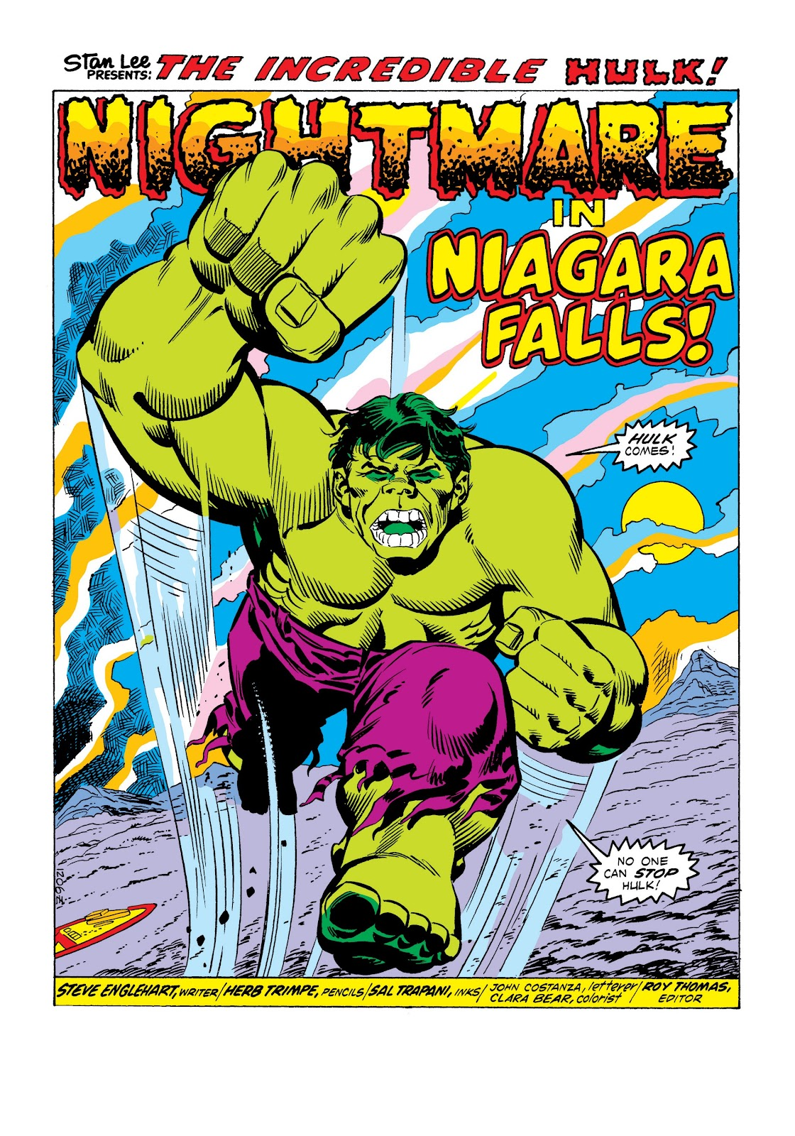 Read online Marvel Masterworks: The Incredible Hulk comic -  Issue # TPB 9 (Part 1) - 73