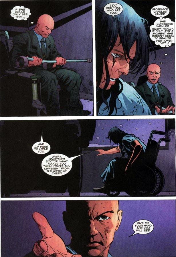 Read online Uncanny X-Men (1963) comic -  Issue # _Annual 2000 - 23